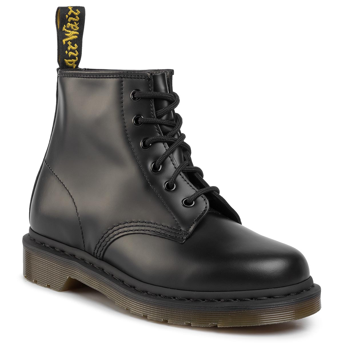 Image of Anfibi DR. MARTENS - 101 Smooth 10064001 Black