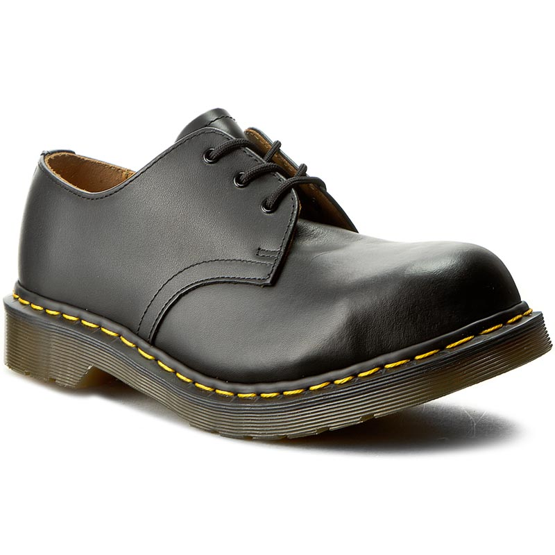 Image of Anfibi DR. MARTENS - Fine Haircell 10111001 Black