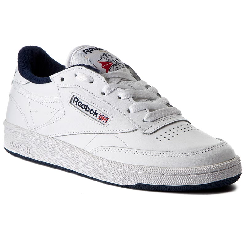 Image of Scarpe Reebok - Club C 85 AR0457 White/Navy