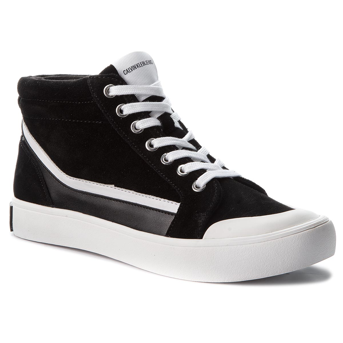 Image of Sneakers CALVIN KLEIN JEANS - Doris R0797 Black/White/Black