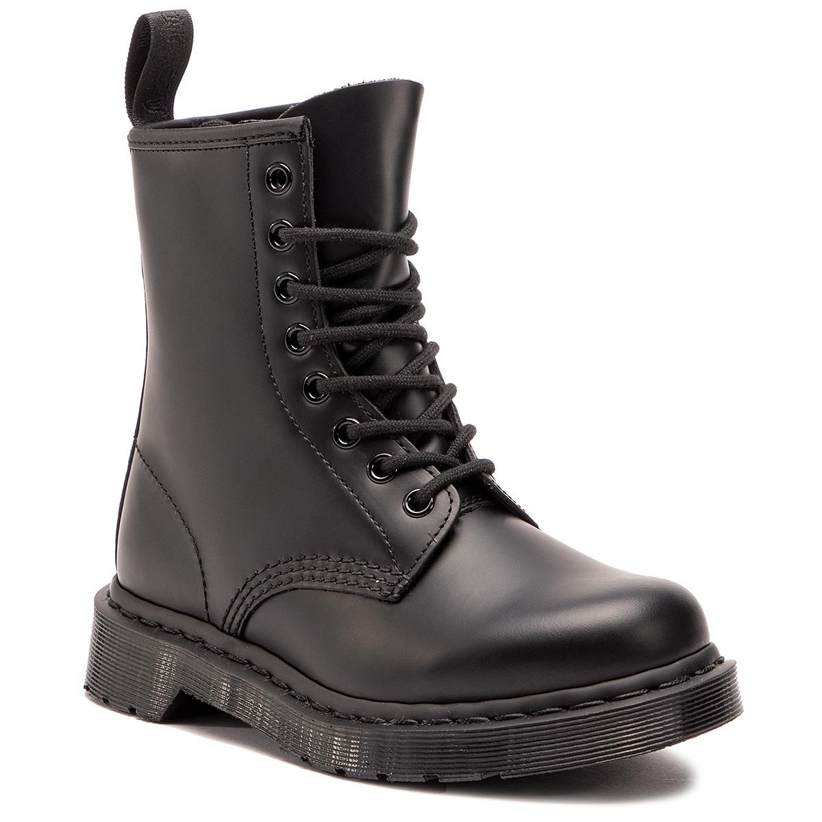 Image of Anfibi DR. MARTENS - 1460 Mono 14353001 Black