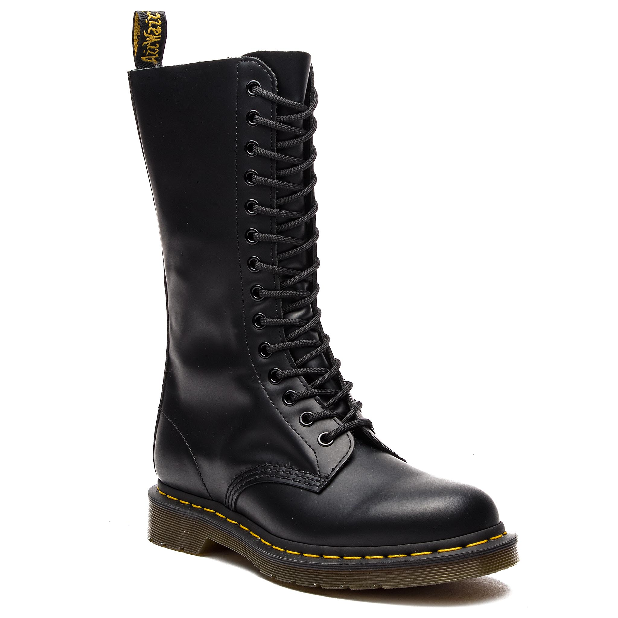Image of Anfibi DR. MARTENS - 1914 Smooth 11855001 Black