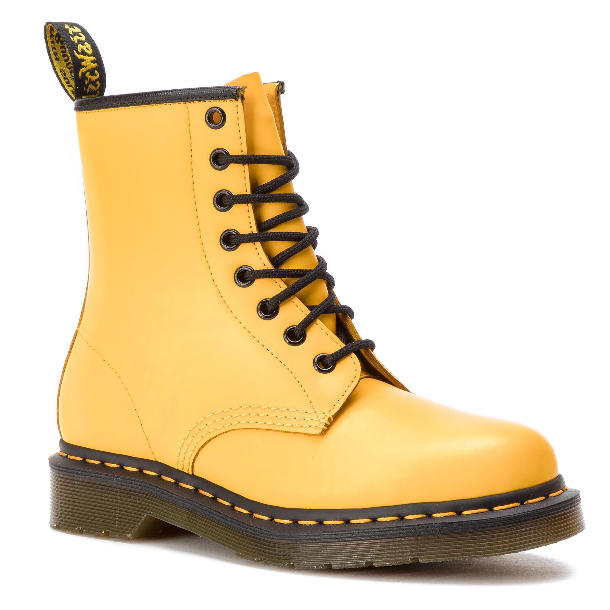 Image of Anfibi DR. MARTENS - 1460 Smooth 24614700 Yellow