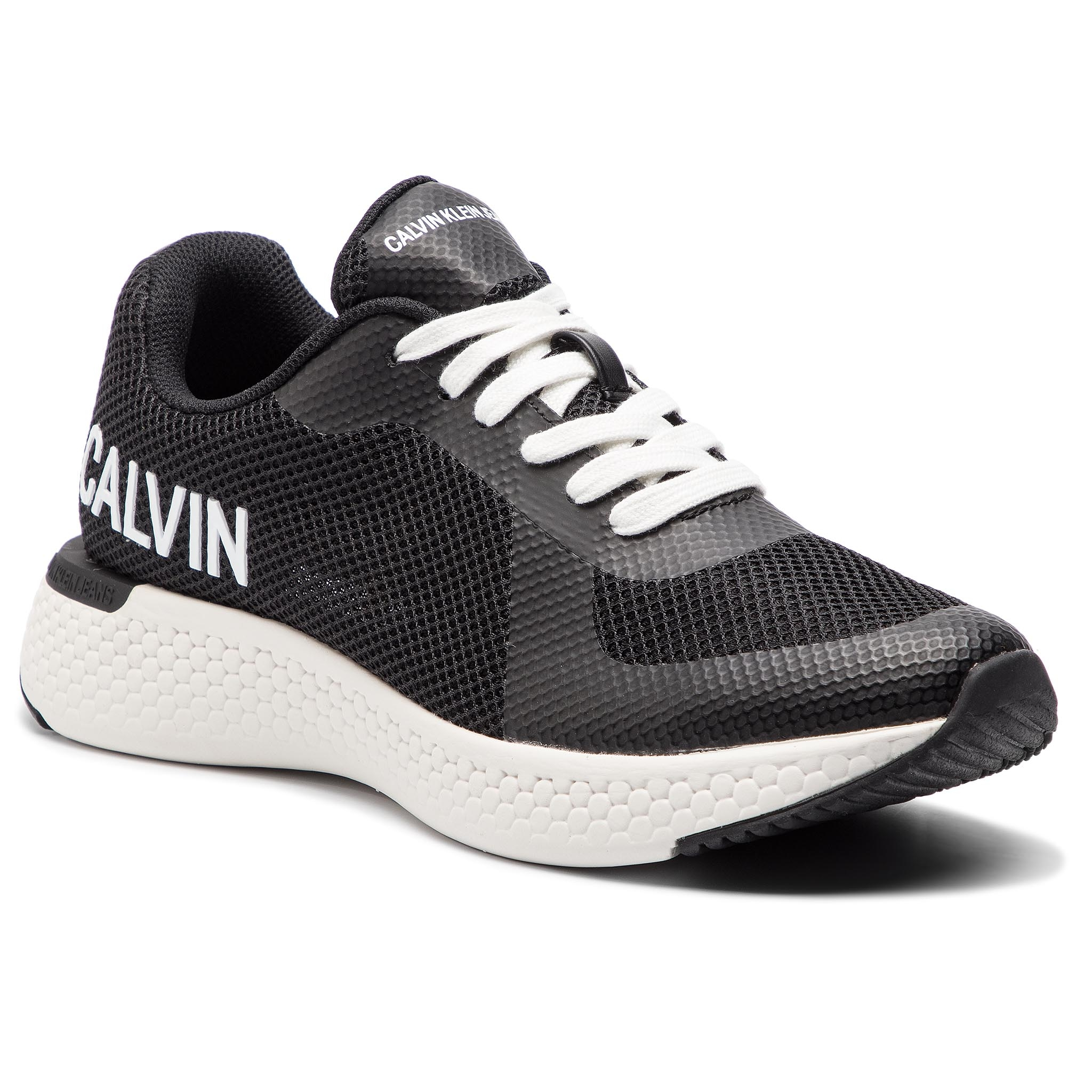 Image of Sneakers CALVIN KLEIN JEANS - Amos S0584 Black