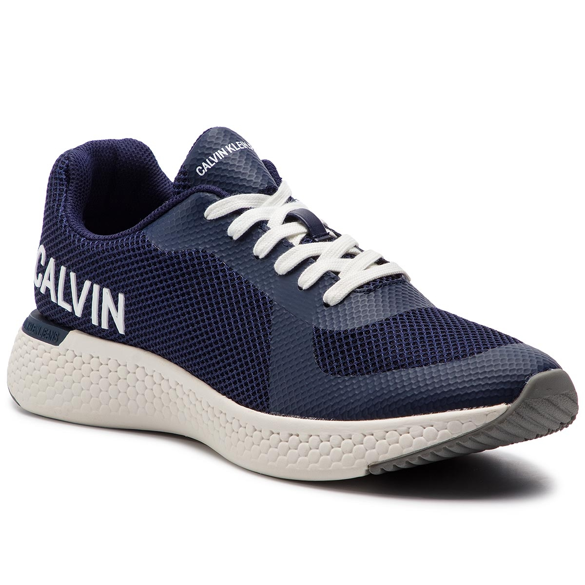 Image of Sneakers CALVIN KLEIN JEANS - Amos S0584 Navy
