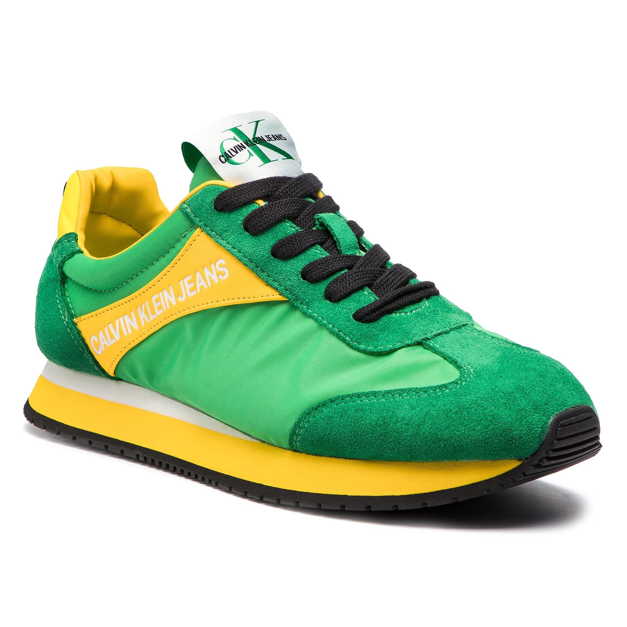 Image of Sneakers CALVIN KLEIN JEANS - Jerrold S0615 Multi Green