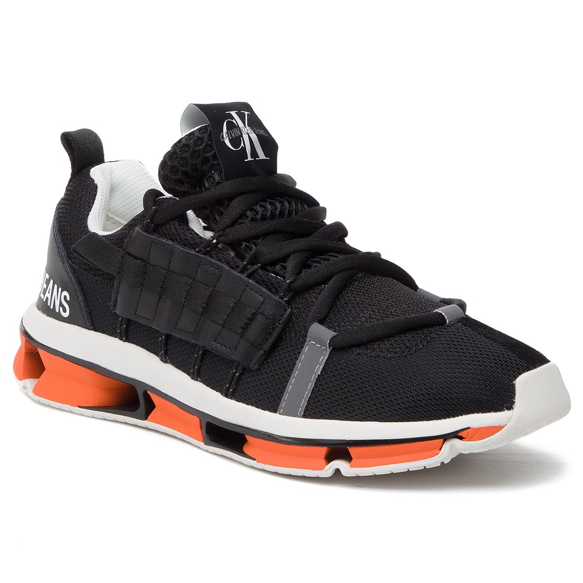 Image of Sneakers CALVIN KLEIN JEANS - Lex S0589 Black