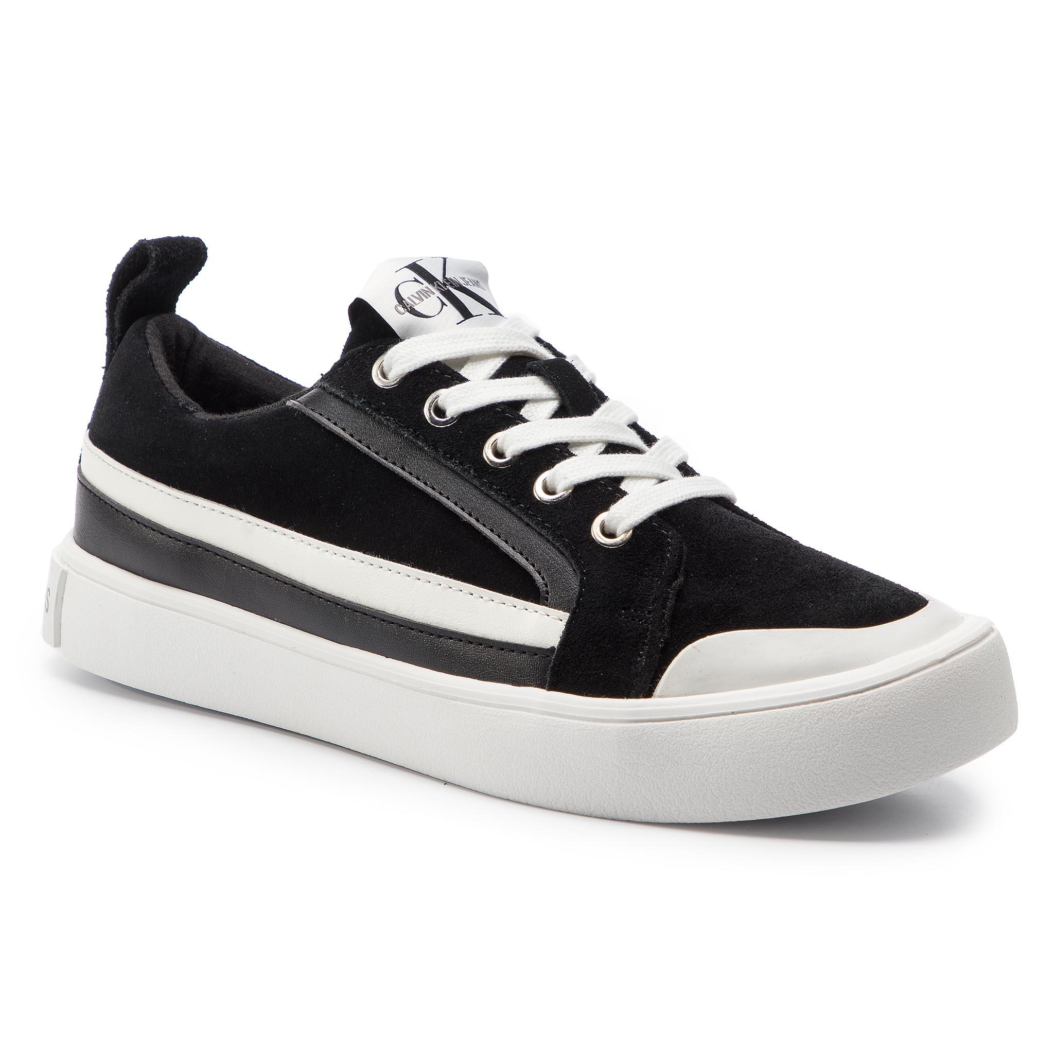 Image of Sneakers CALVIN KLEIN JEANS - Dino S0613 Black/White/Black