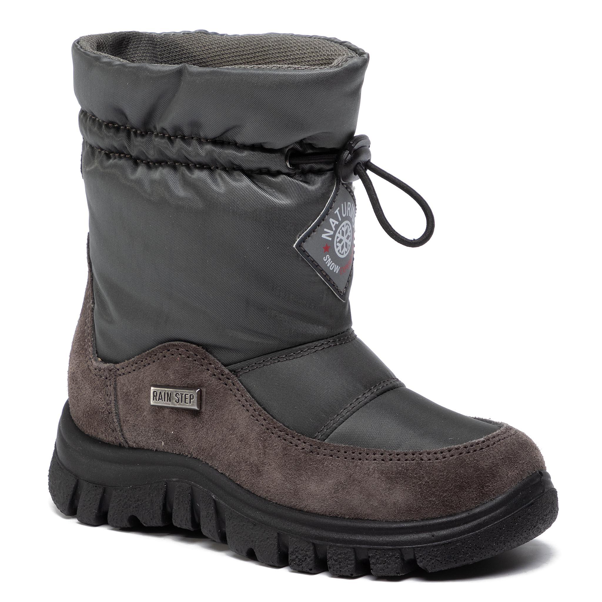 Image of Stivali da neve NATURINO - Varna 0013001268.01.0B01 M Antracite