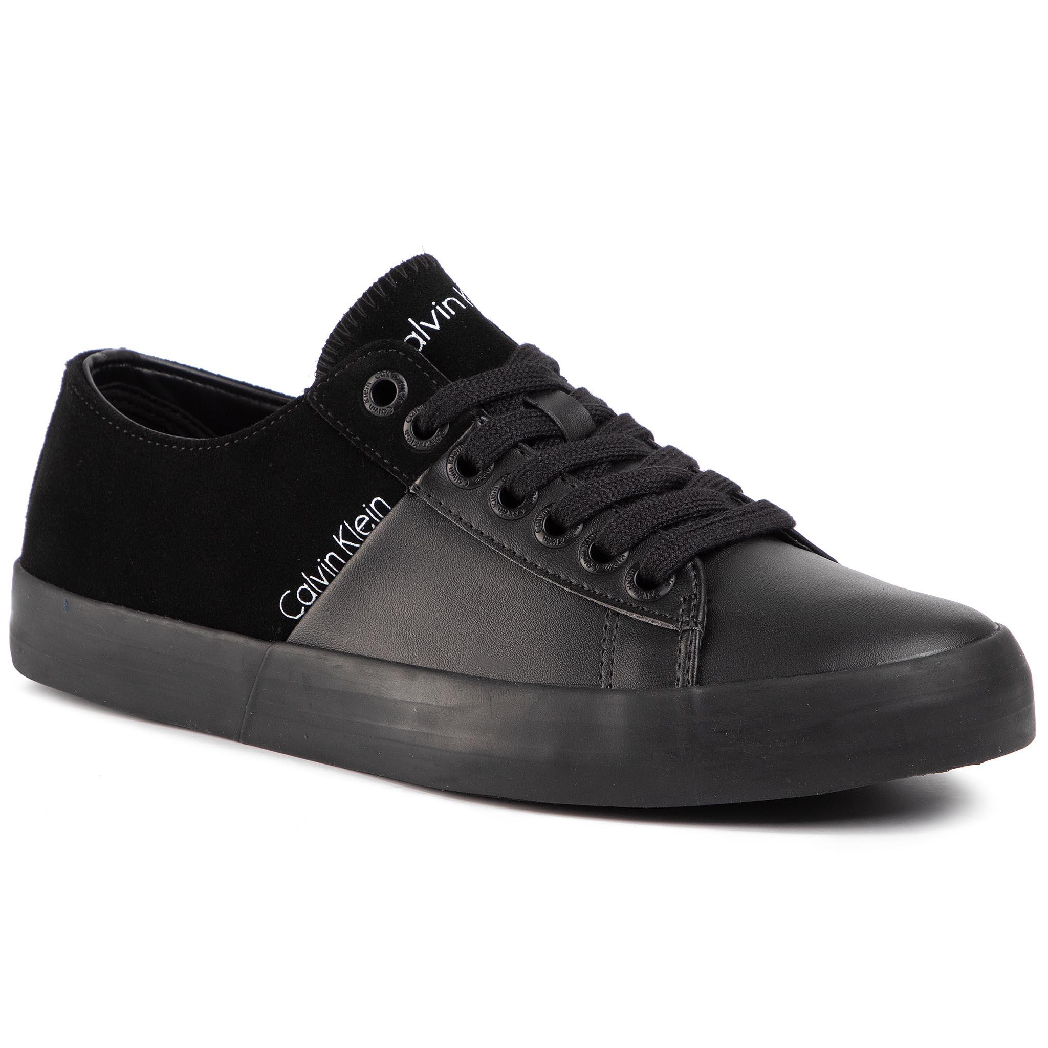 Image of Sneakers CALVIN KLEIN JEANS - Byron SE8461 Black/Black
