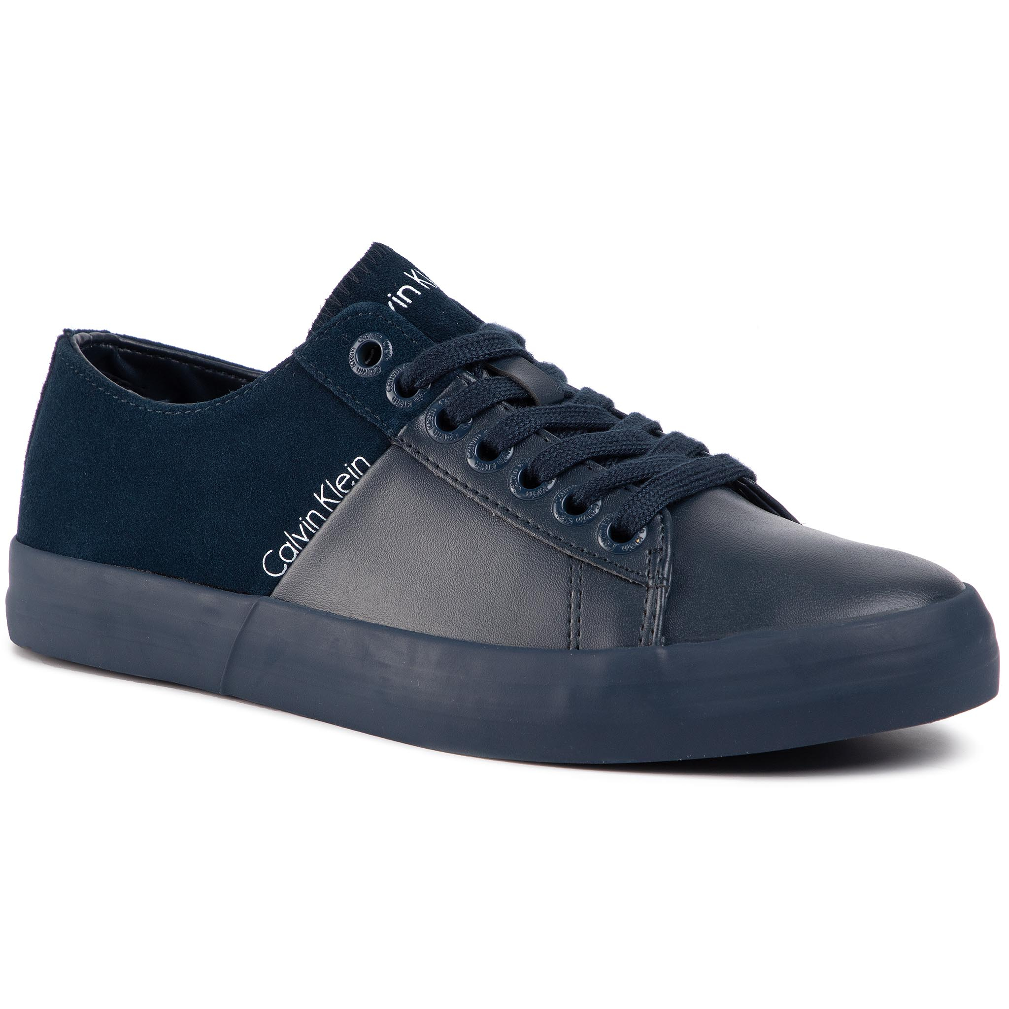 Image of Sneakers CALVIN KLEIN JEANS - Byron SE8461 Navy/Navy