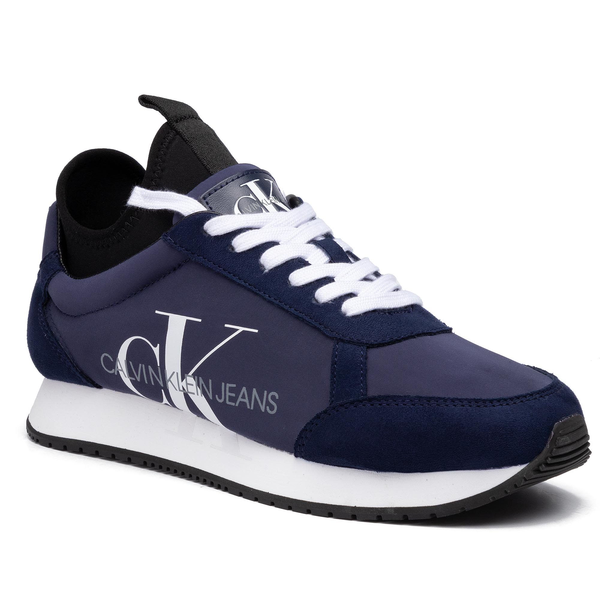 Image of Sneakers CALVIN KLEIN JEANS - Jemmy B4S0136 Medieval Blue