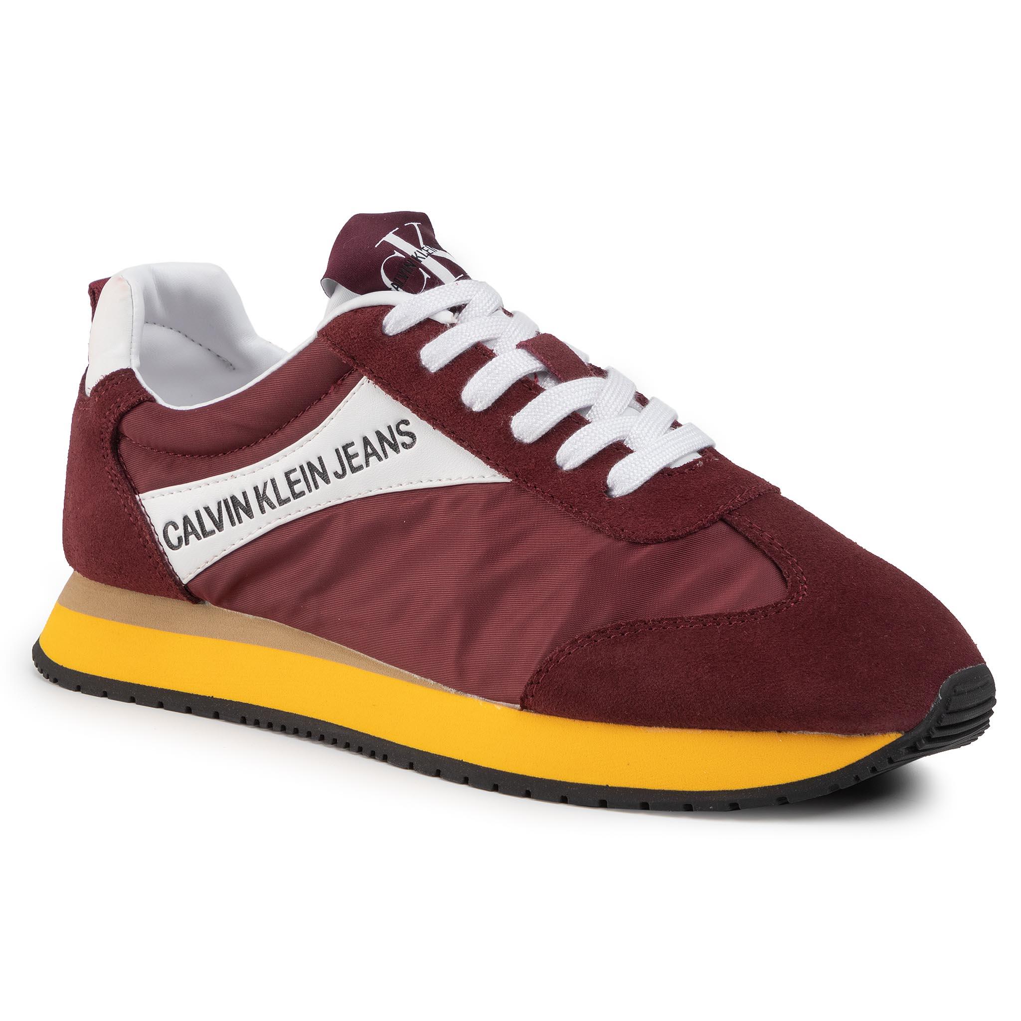 Image of Sneakers CALVIN KLEIN JEANS - Jerrold S0615 Multi Beet Red