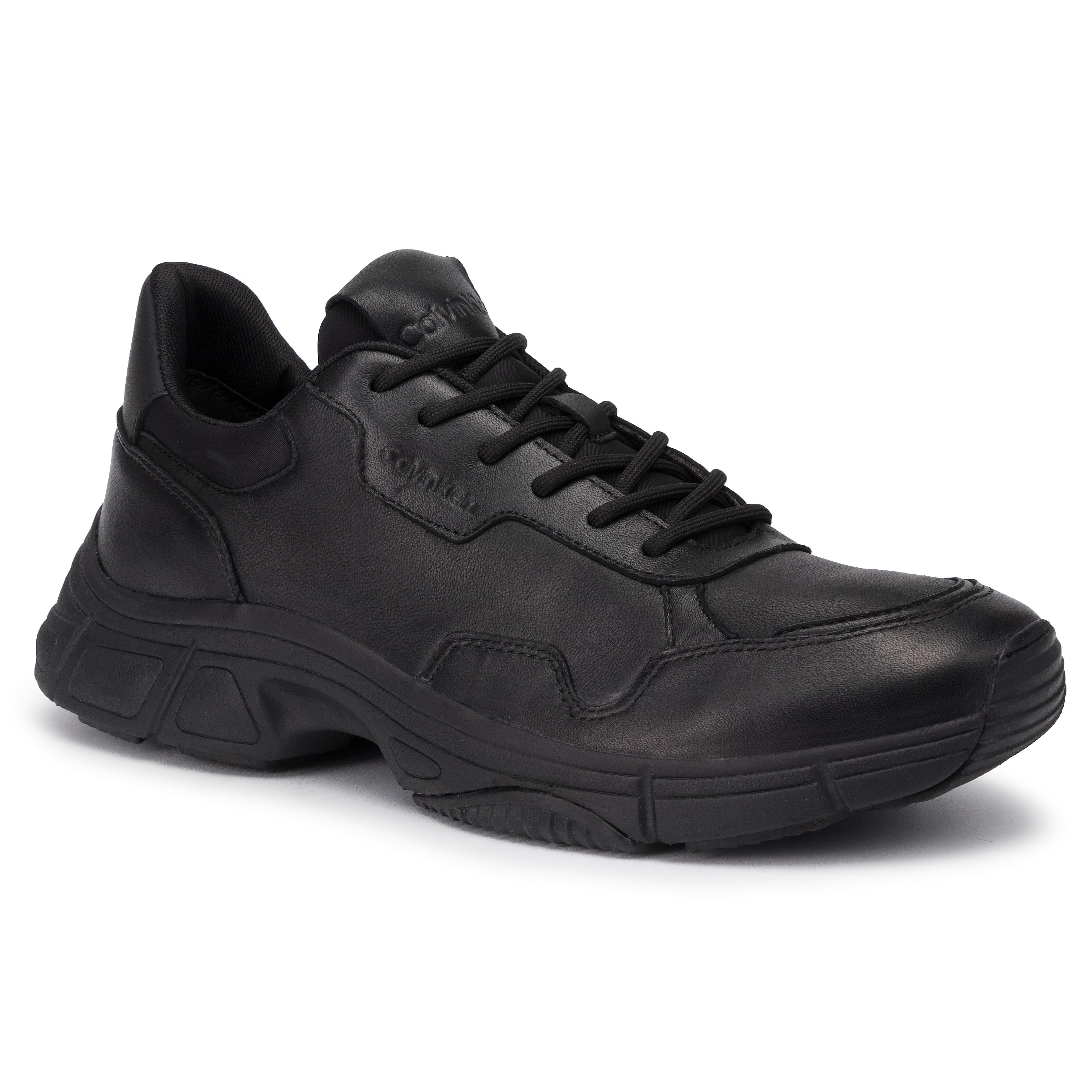 Sneakers CALVIN KLEIN - Demos B4F2104  Black