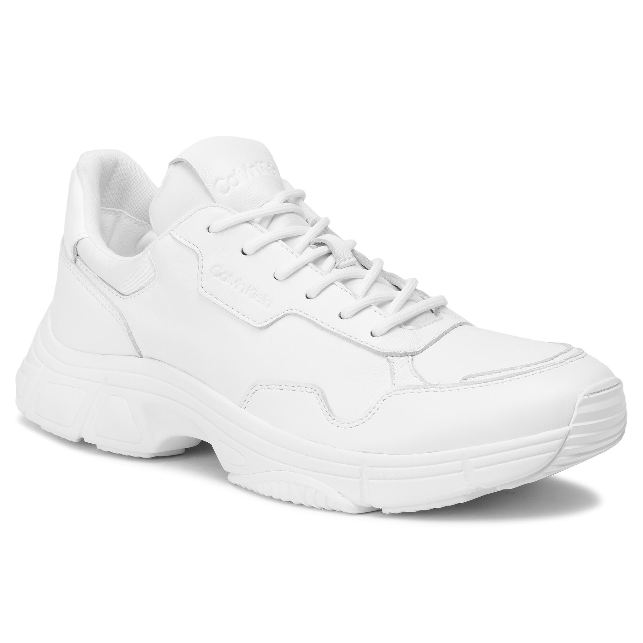 Sneakers CALVIN KLEIN - Demos B4F2104 White