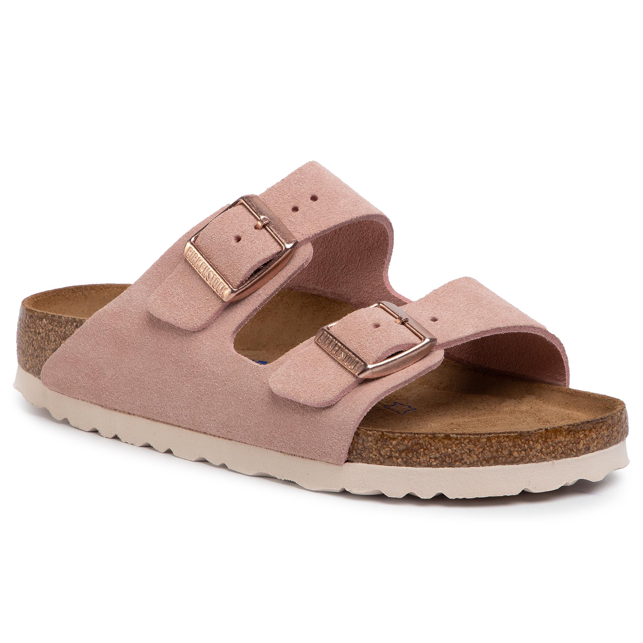 Image of Ciabatte BIRKENSTOCK - Arizona Bs 1015892 Light Rose