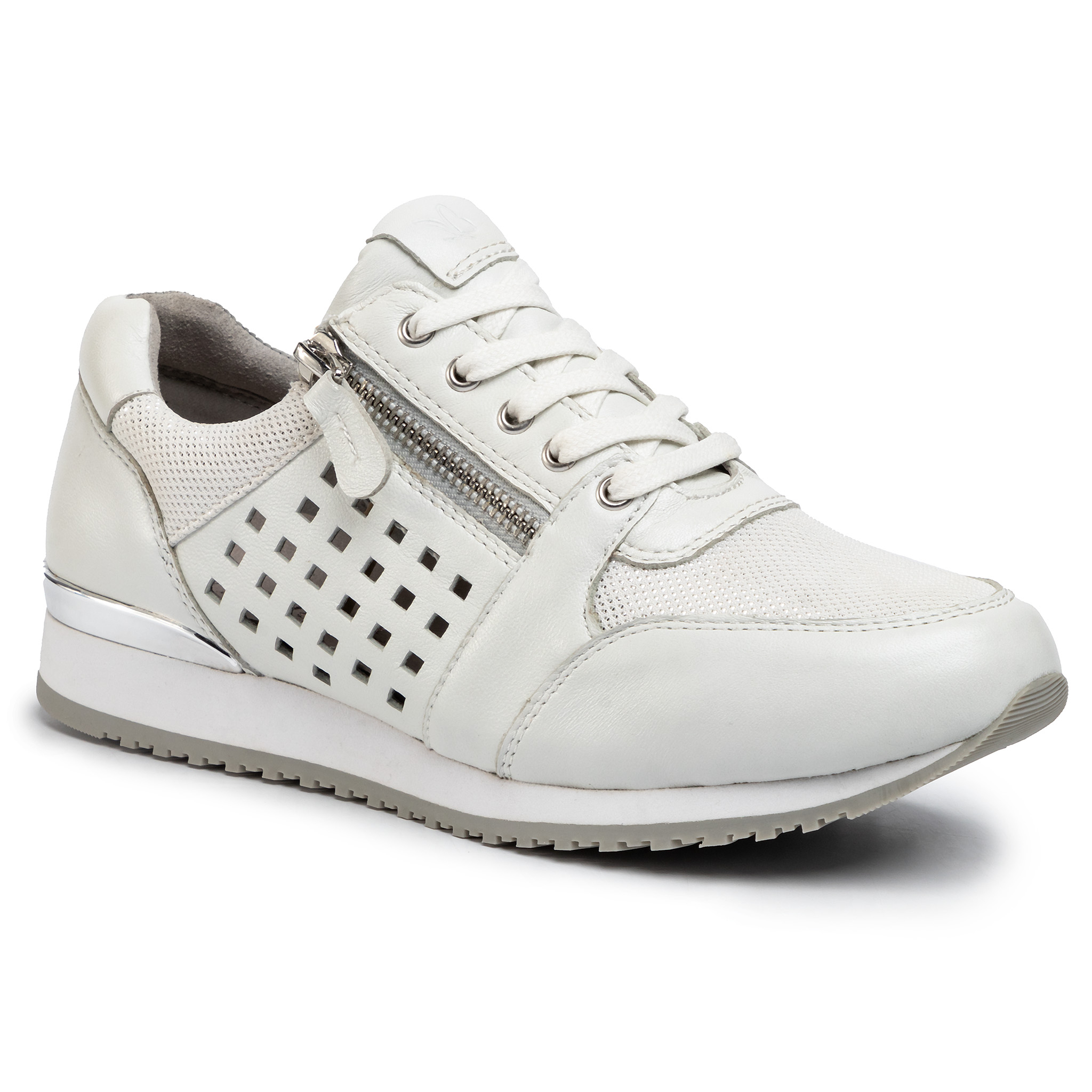 Image of Sneakers CAPRICE - 9-23503-24 White Comb 197