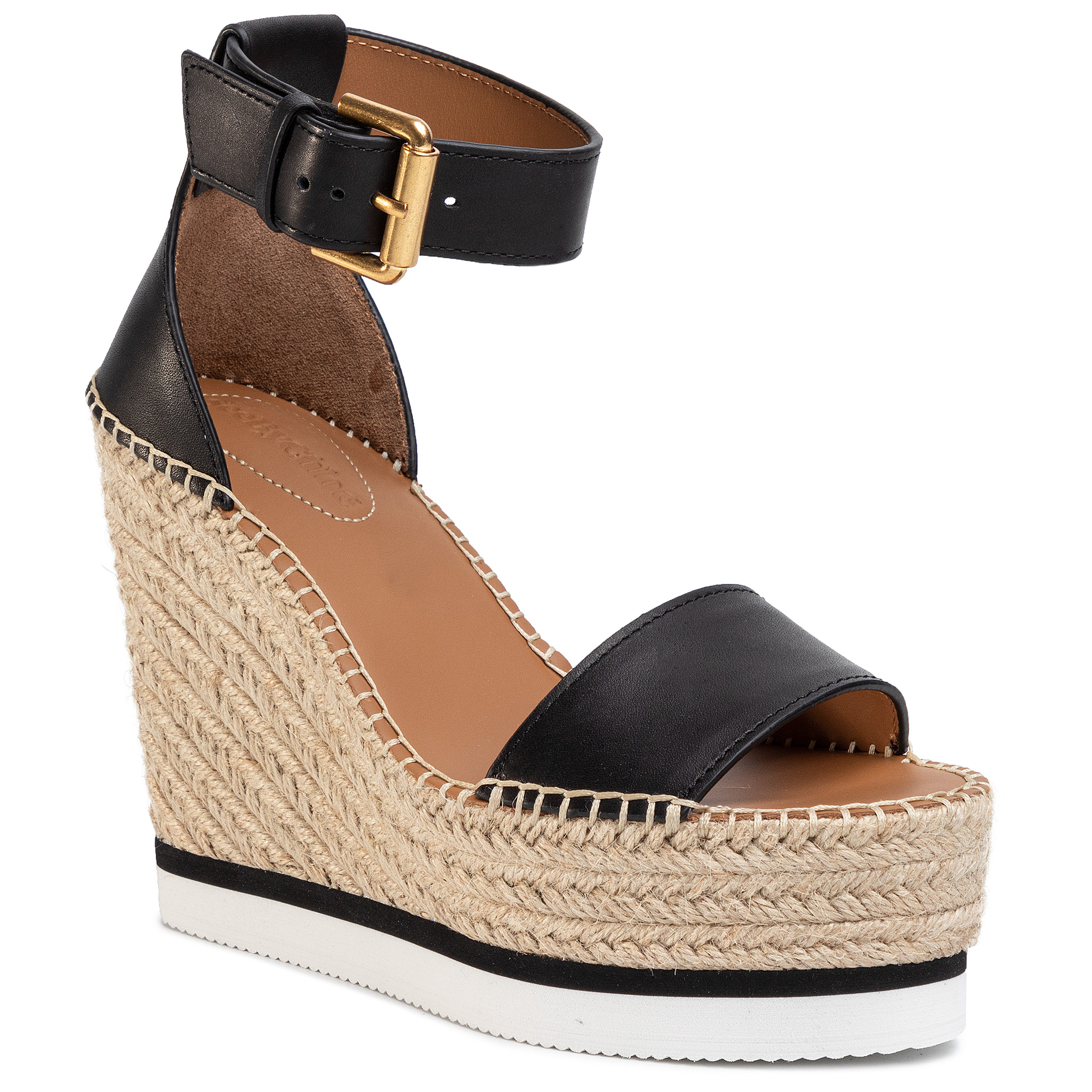 Image of Espadrillas SEE BY CHLOÉ - SB26152 Natural Calf 999