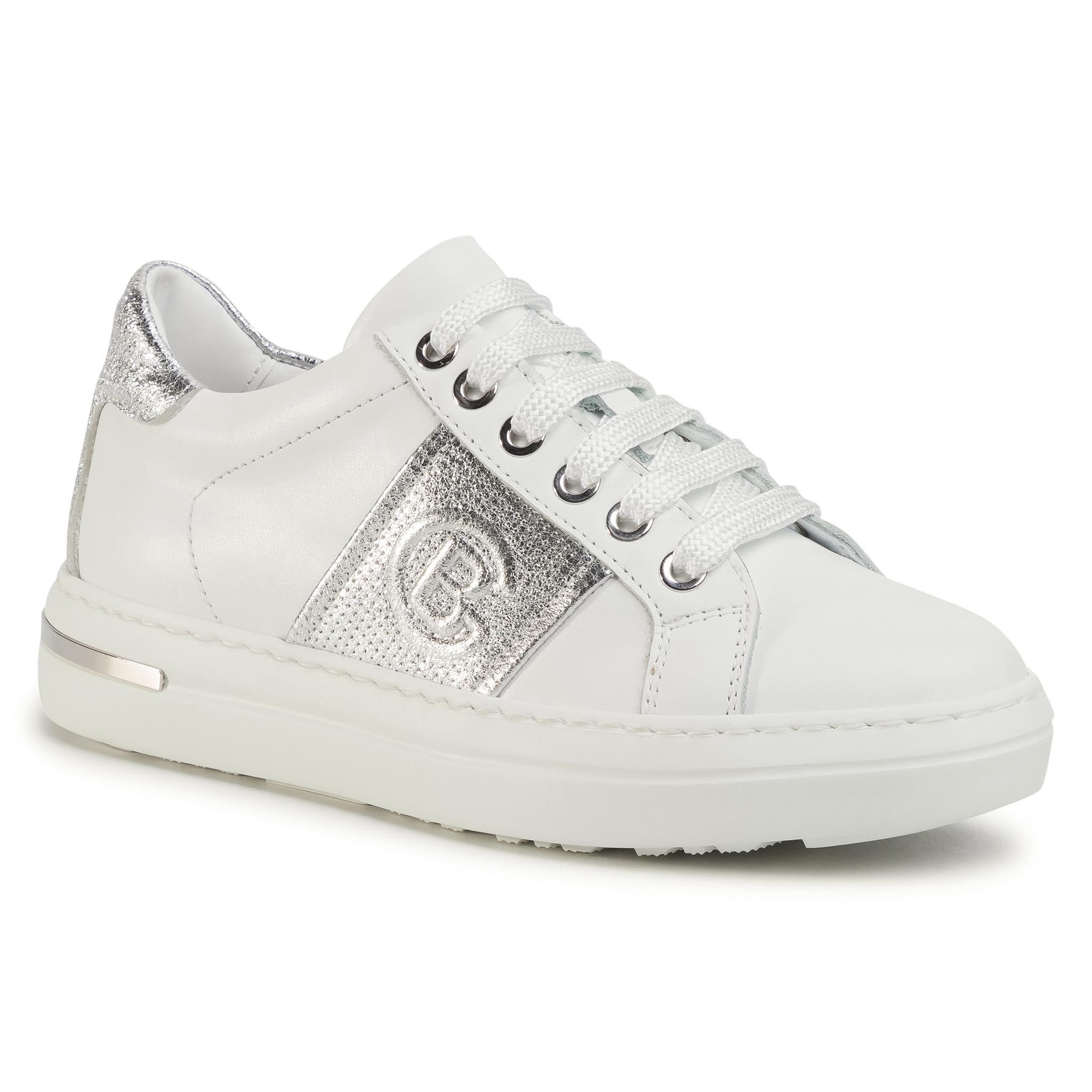 Sneakers BALDININI - 098084XMOPE9006XXKBX Bianco/Spectre Argen