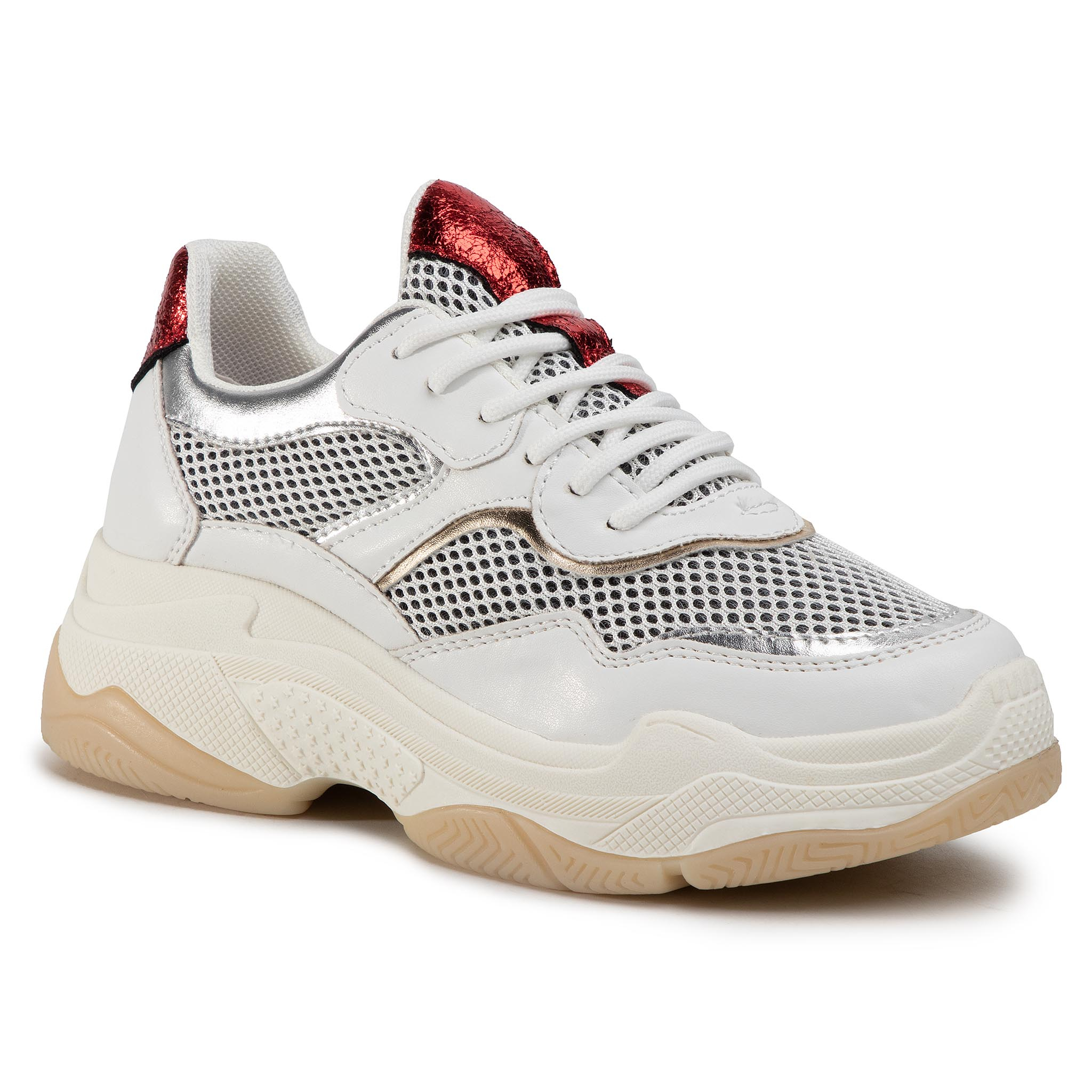 Image of Sneakers S.OLIVER - 5-23635-34 White Comb 110