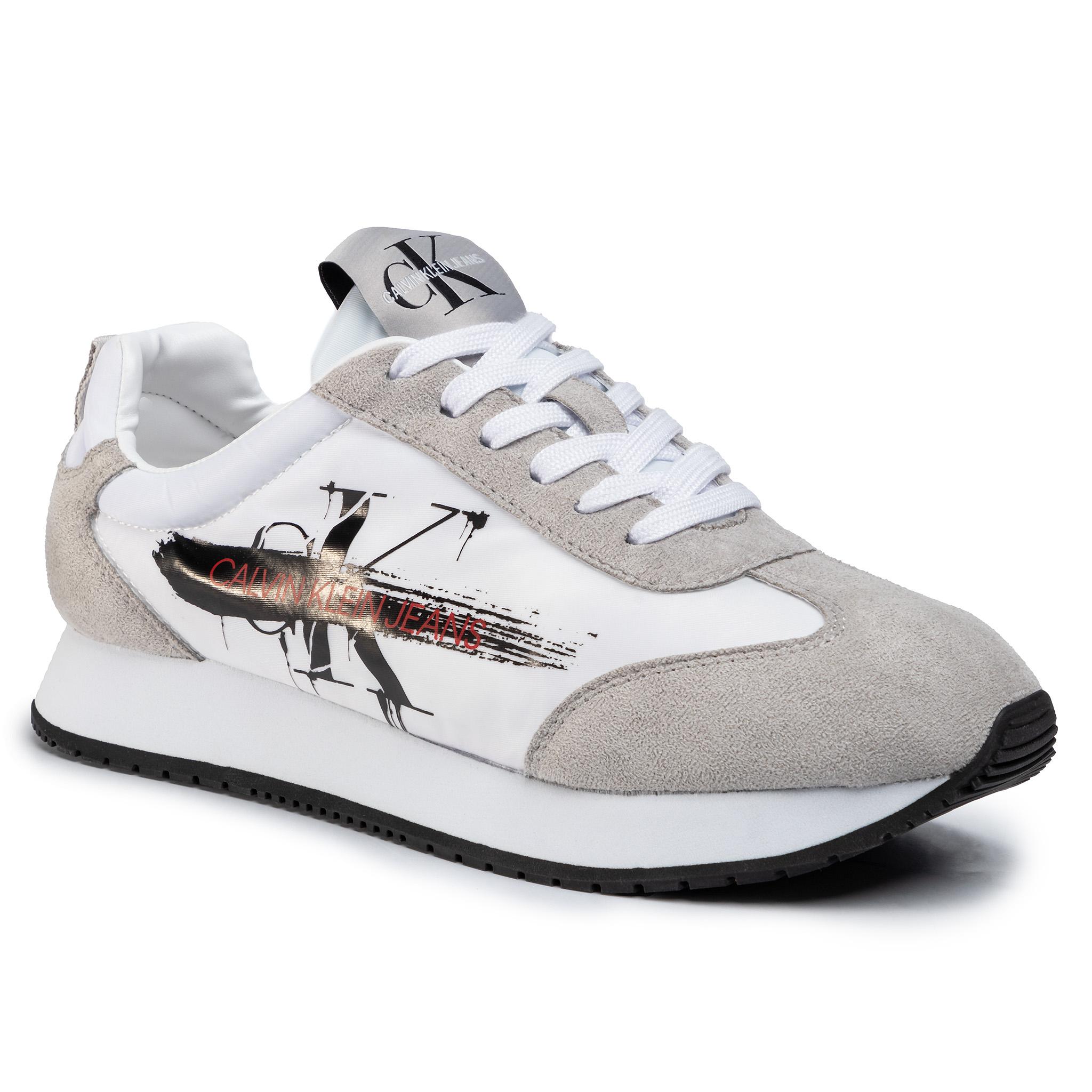 Image of Sneakers CALVIN KLEIN JEANS - Joam B4S0656 White