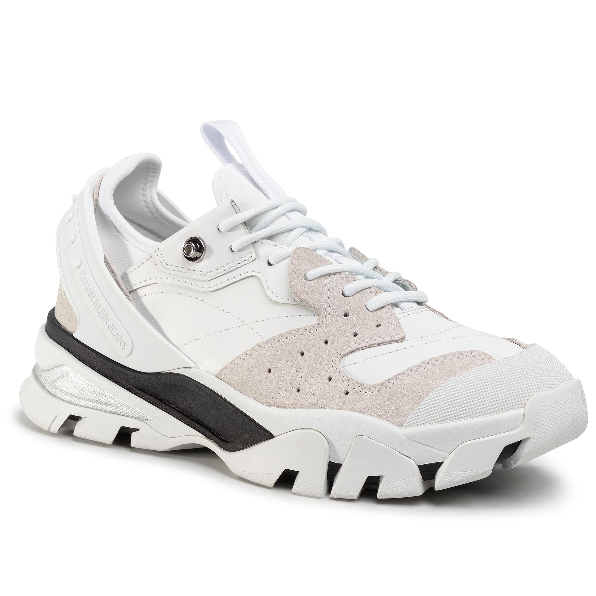 Image of Sneakers CALVIN KLEIN JEANS - Calador B4S0665 White