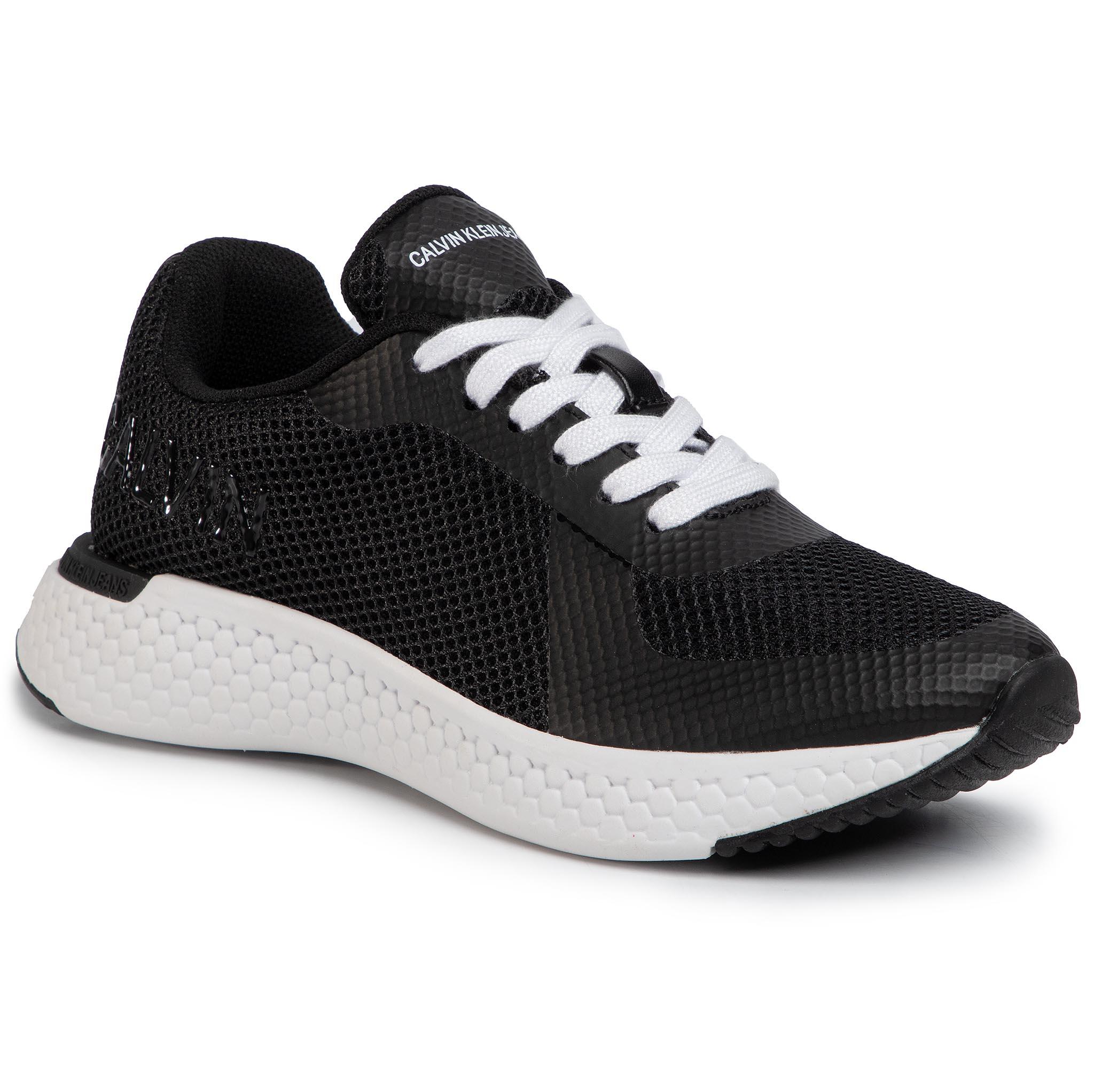 Image of Sneakers CALVIN KLEIN JEANS - Alma R7809 Black/Black