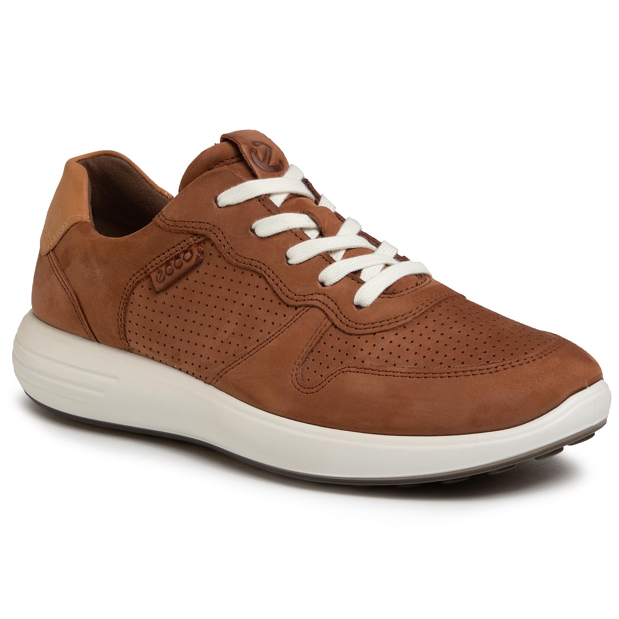 Sneakers ECCO - Soft 7 Runner M 46063450436 Mahogany/Lion