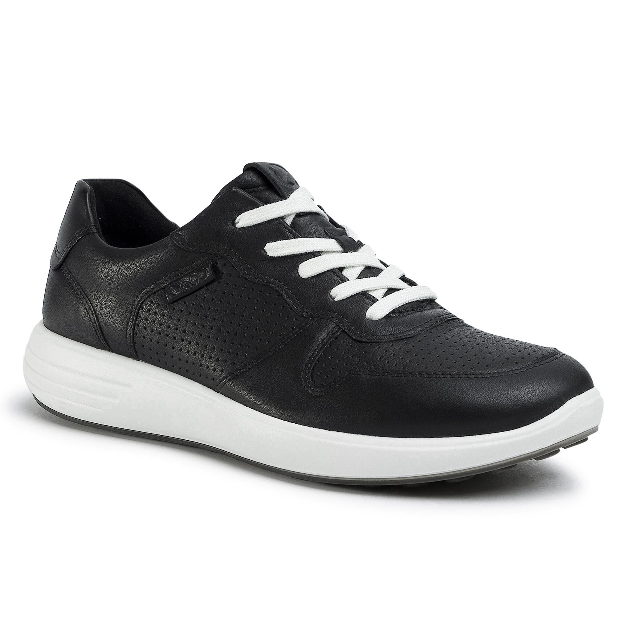 Sneakers ECCO - Soft 7 Runner M 46063451052  Black/Black