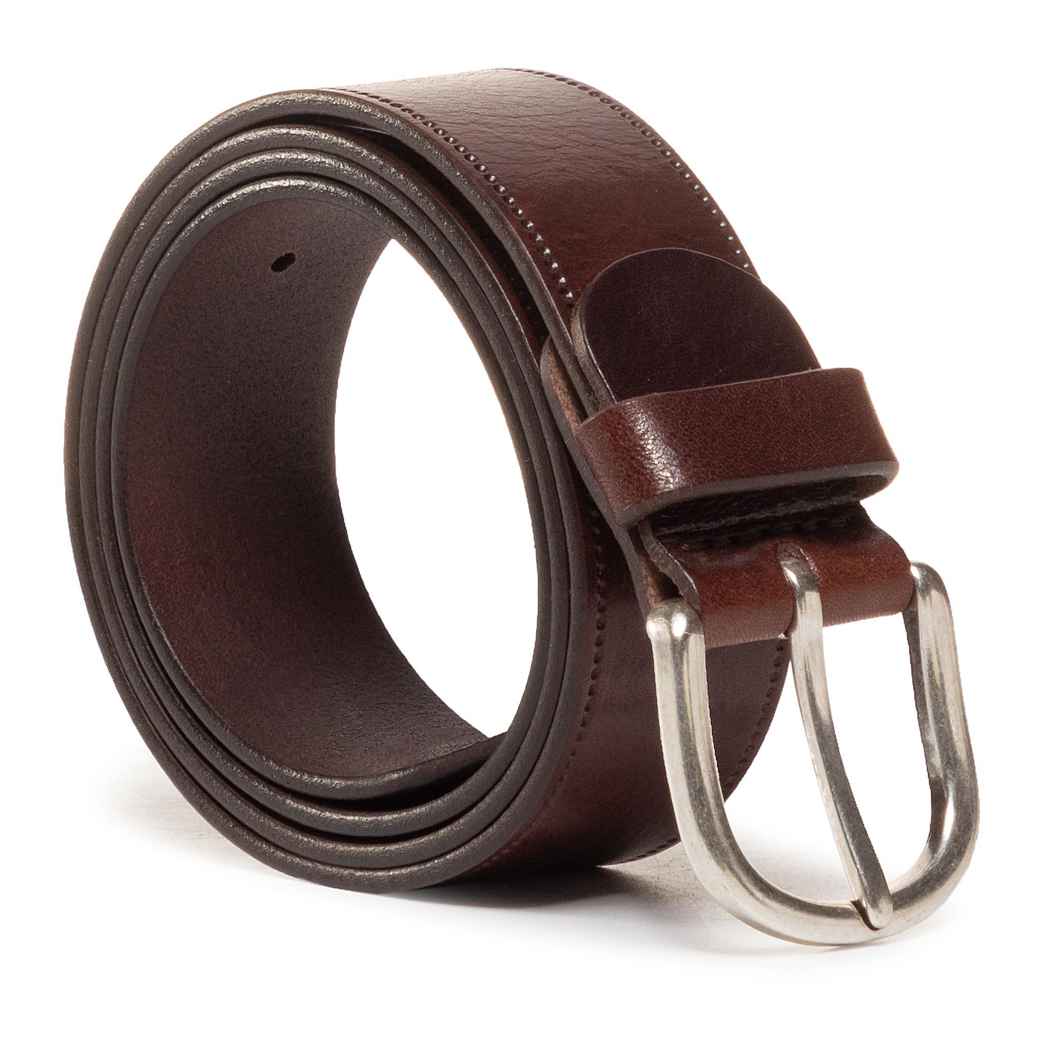 Image of Cintura da uomo LEE - Belt LR015024 Dark Brown