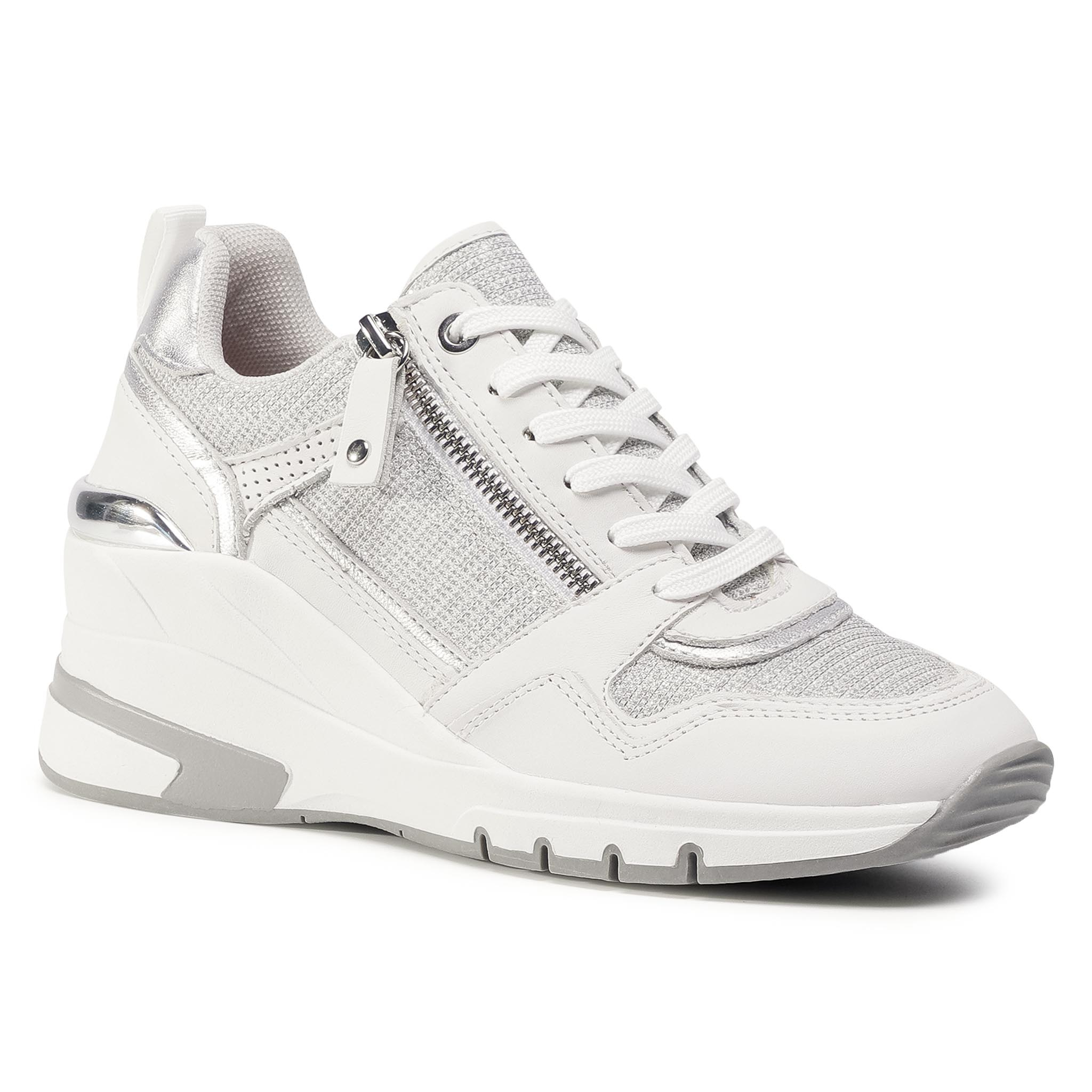 Image of Sneakers CAPRICE - 9-23710-25 White Comb 197