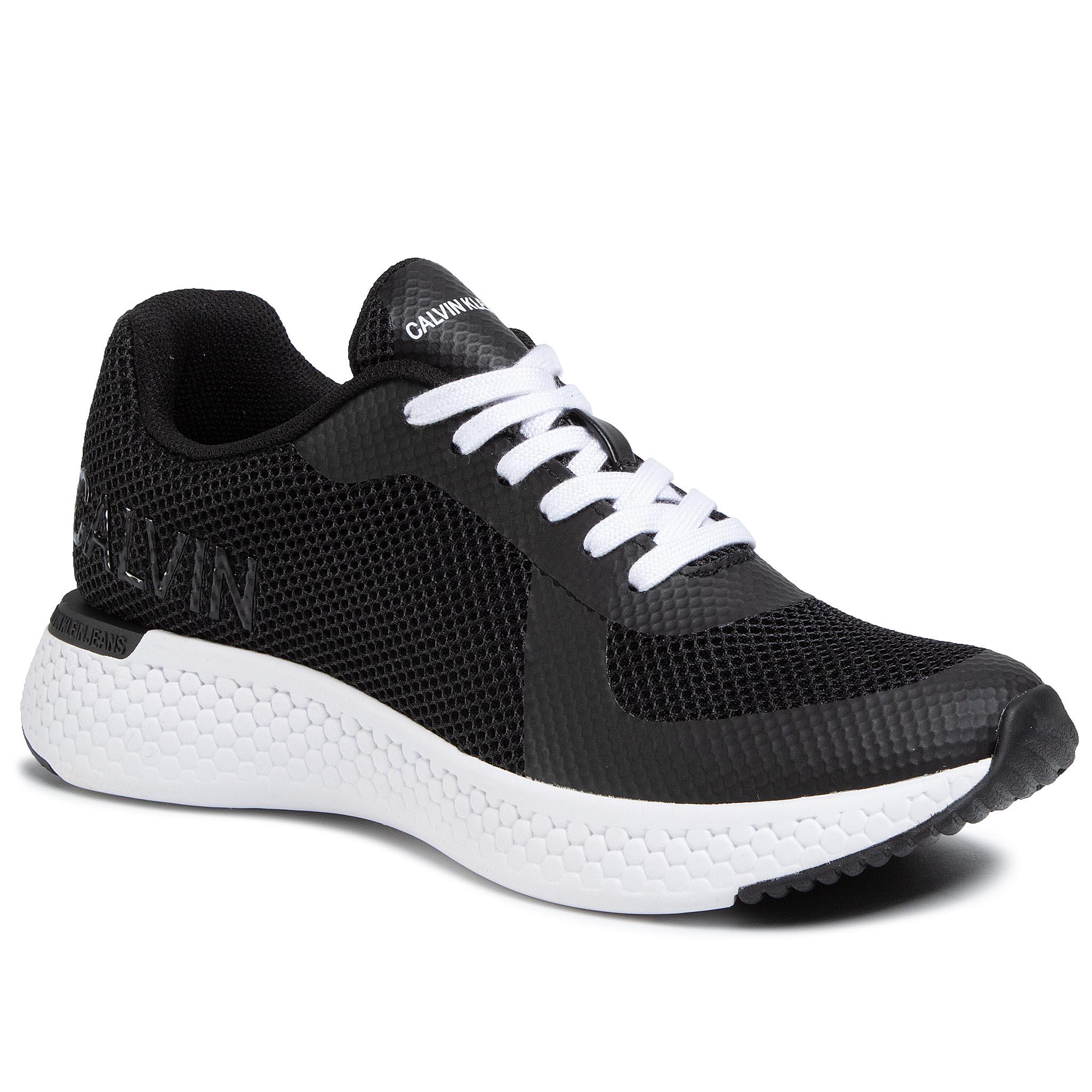 Image of Sneakers CALVIN KLEIN JEANS - Amos S0584 Black/Black