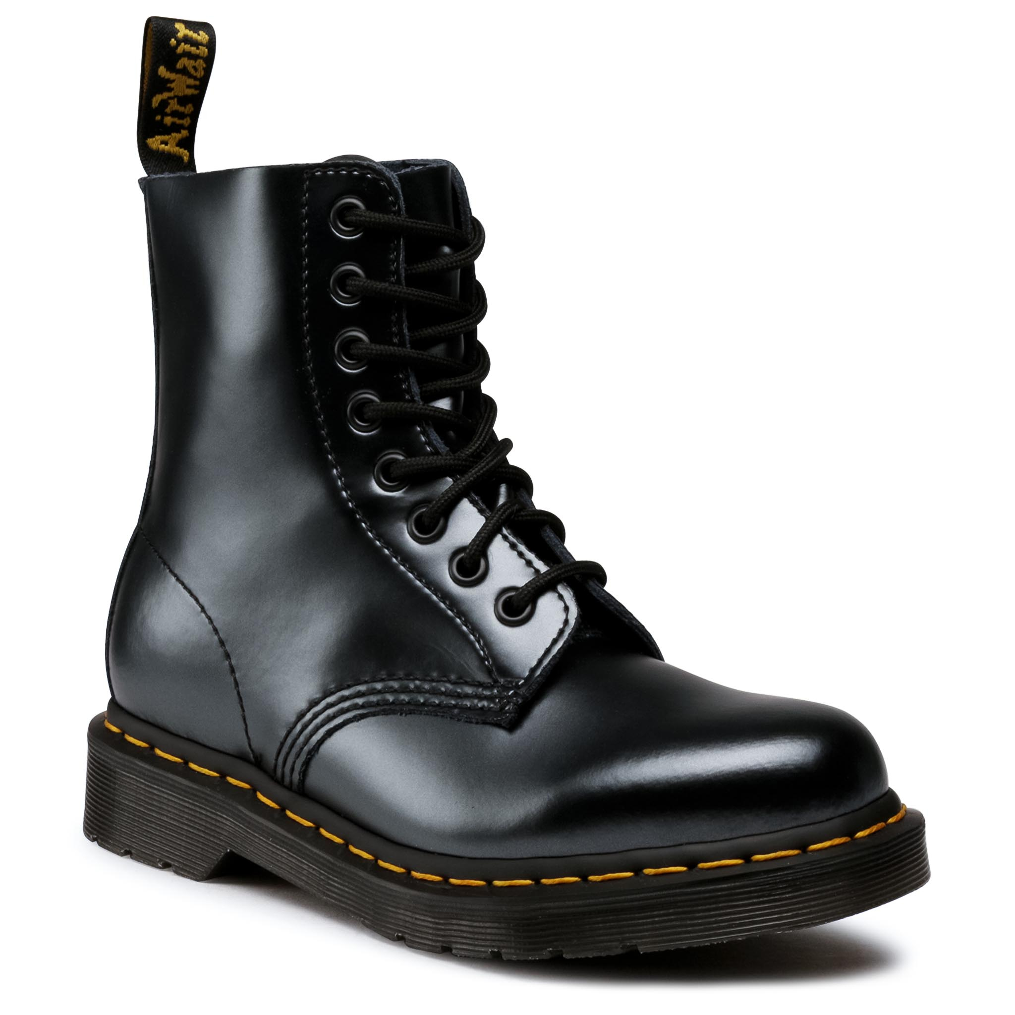Image of Anfibi DR. MARTENS - 1460 Pascal 26233040 Silver