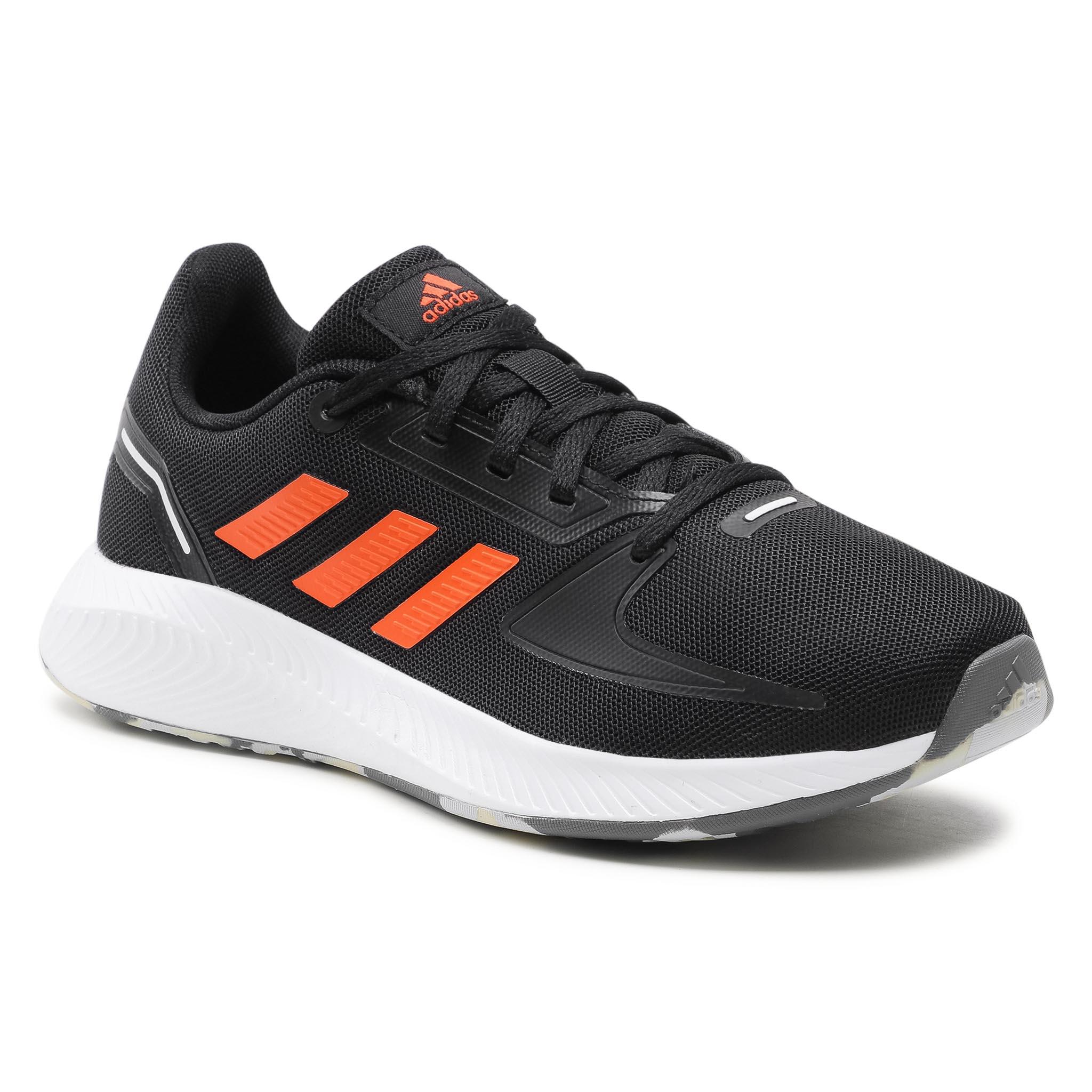 Scarpe adidas - Runfalcon 2.0 K FY9500 Cblack/Truora/Ftwwht