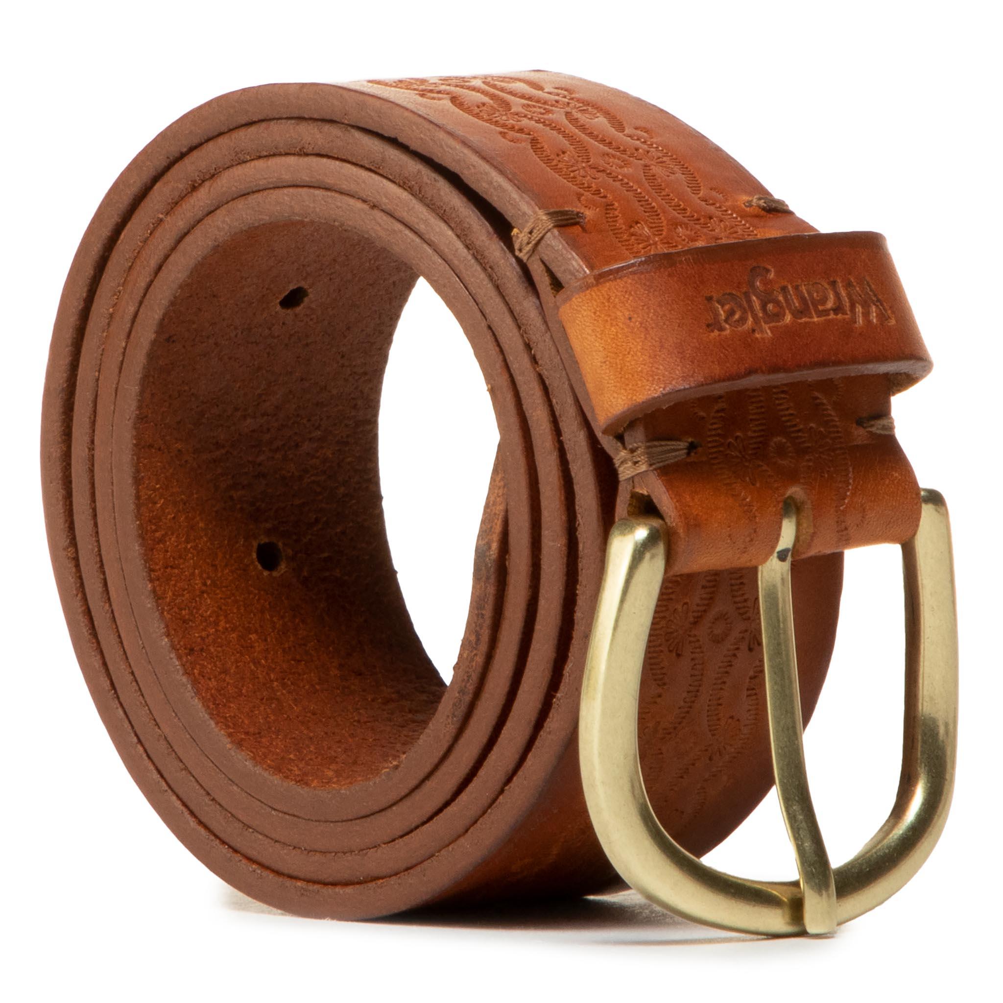 Cintura da donna WRANGLER - Festival Belt W0H0U1X81 Cognac