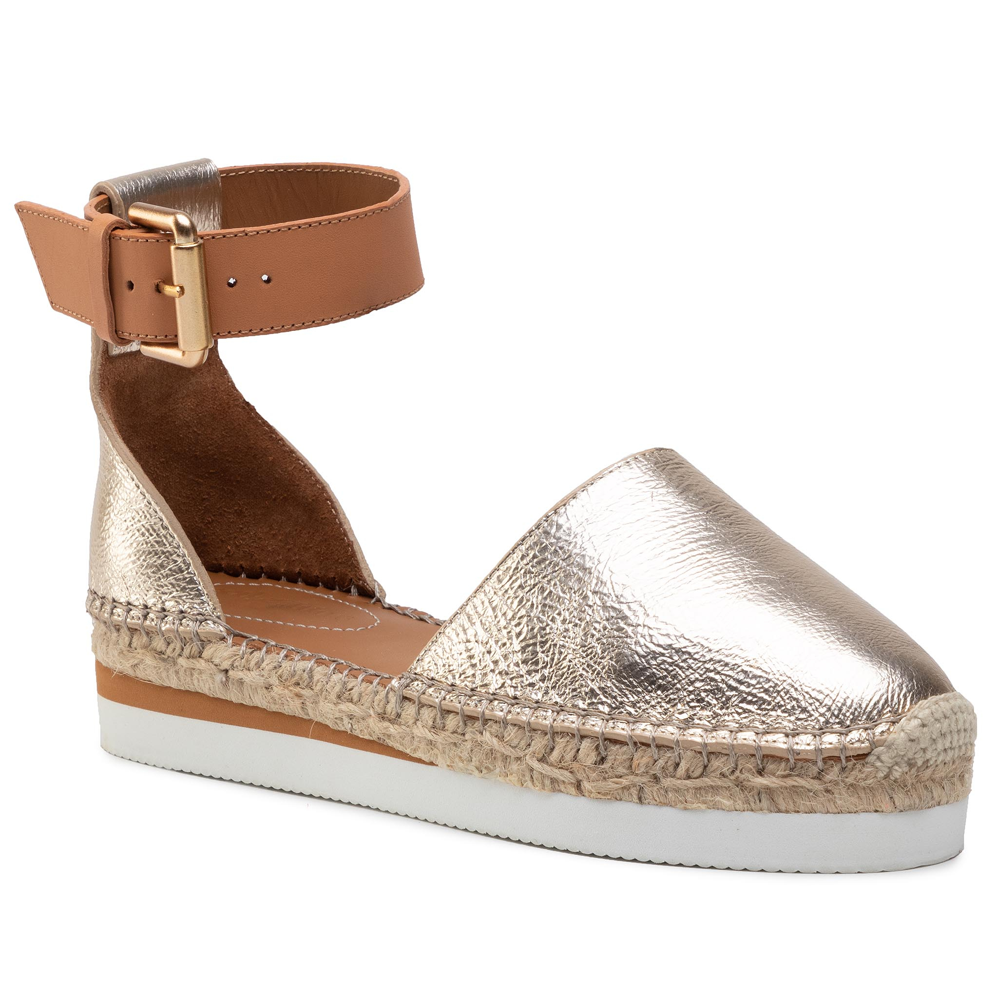 Image of Espadrillas SEE BY CHLOÉ - SB26150 Gold 533