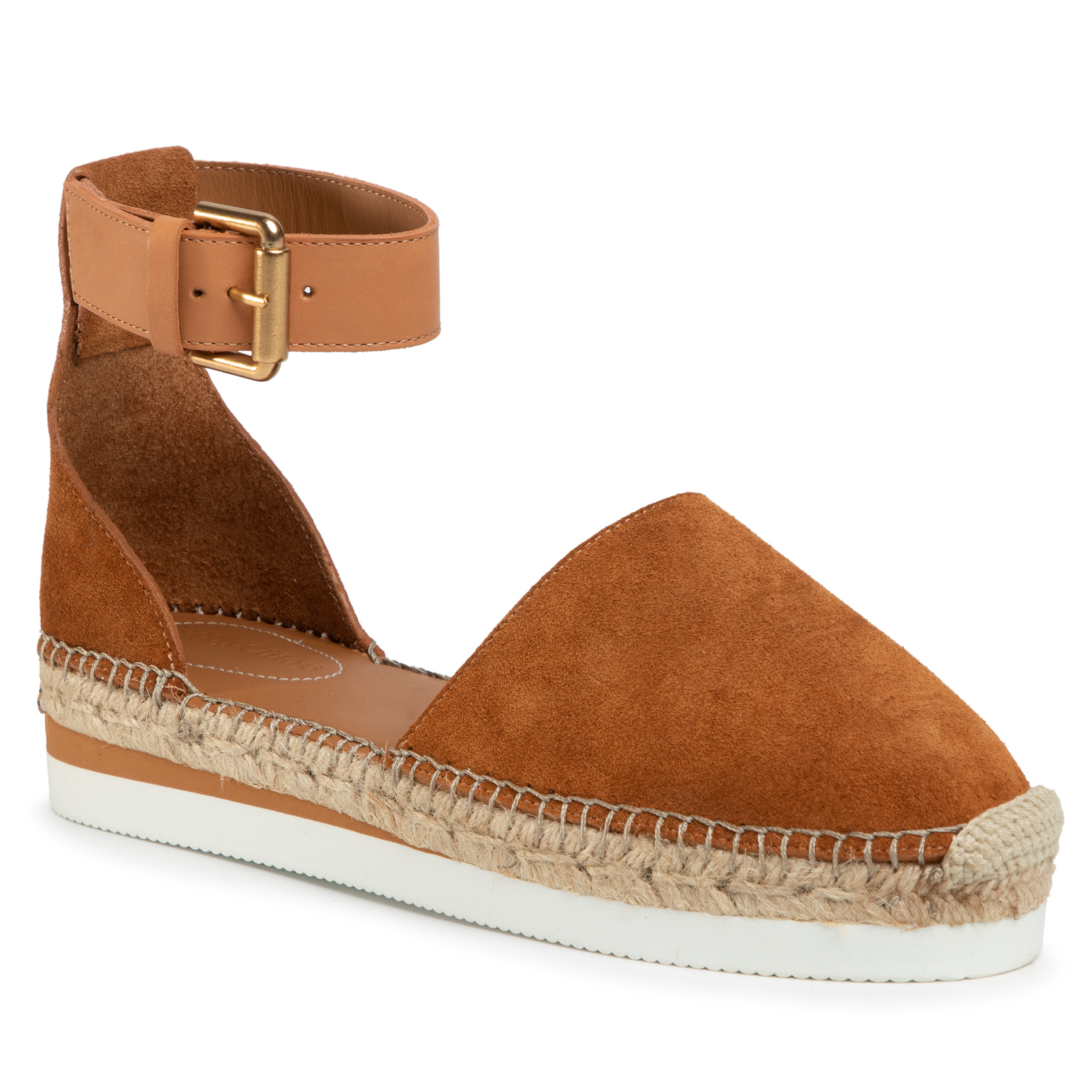 Image of Espadrillas SEE BY CHLOÉ - SB26150 Light Brown 533