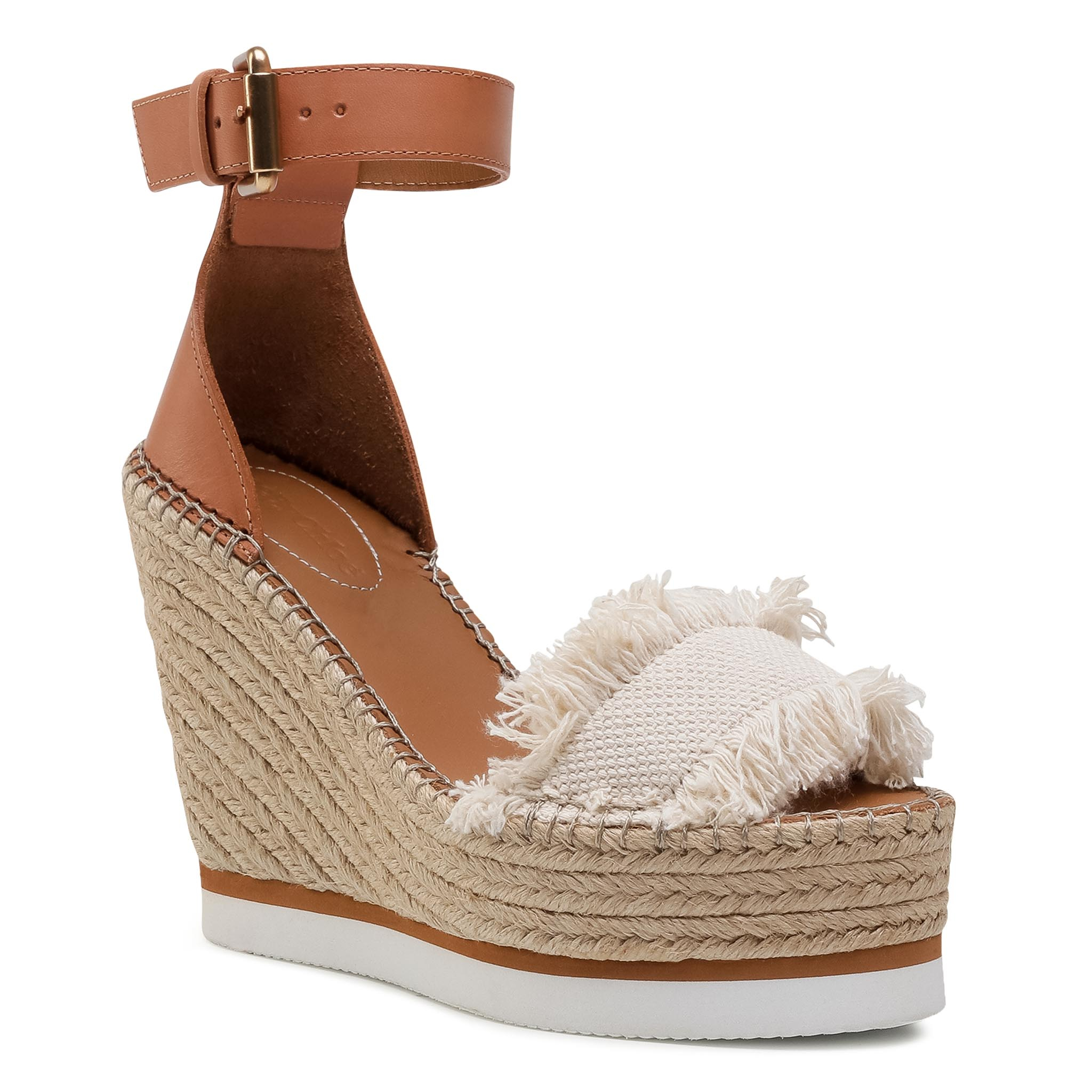 Image of Espadrillas SEE BY CHLOÉ - SB28152 Natural 120/Light 517