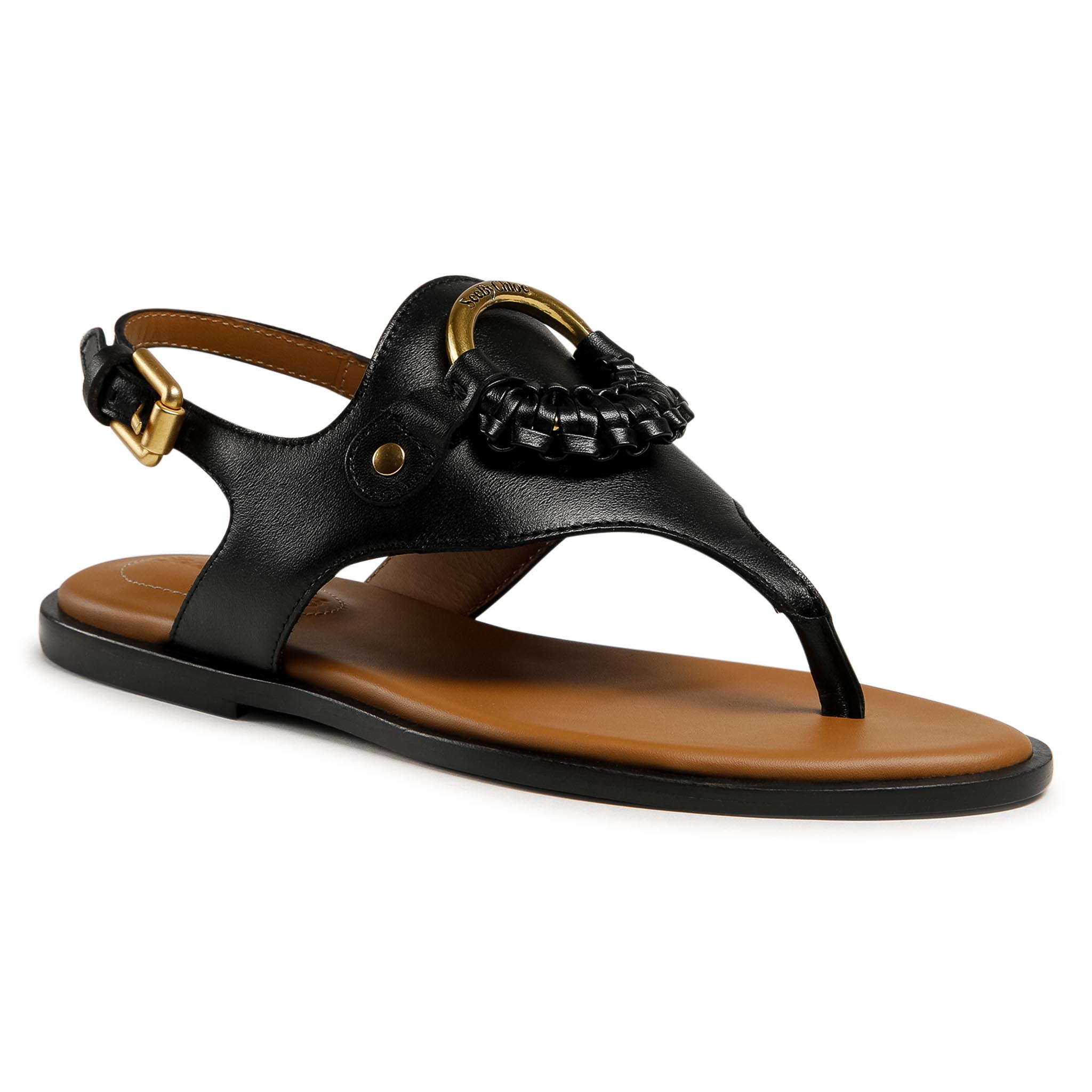 Image of Sandali SEE BY CHLOÉ - SB36131A Blk 999