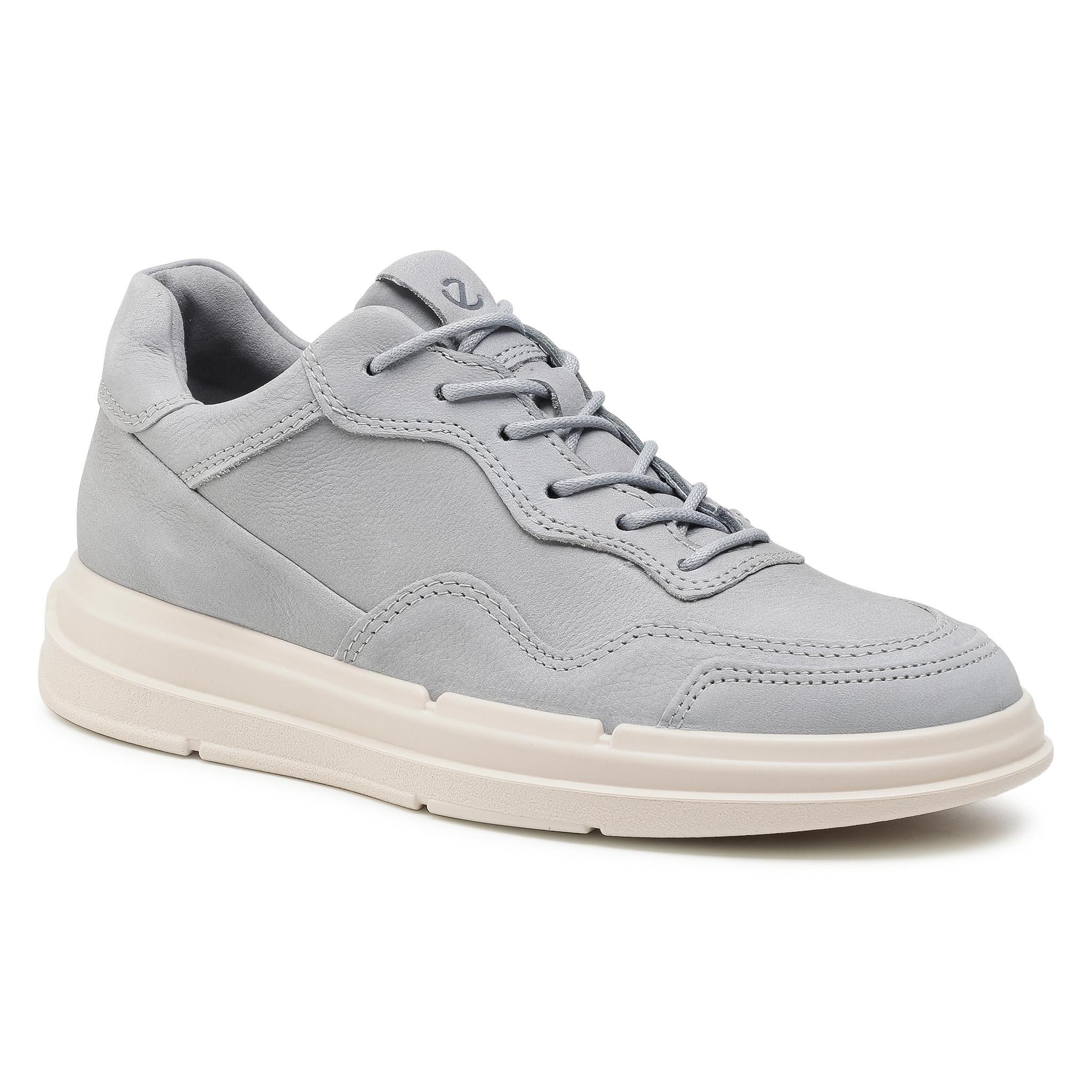 Sneakers ECCO - Soft X W 42040302177 Silver Grey