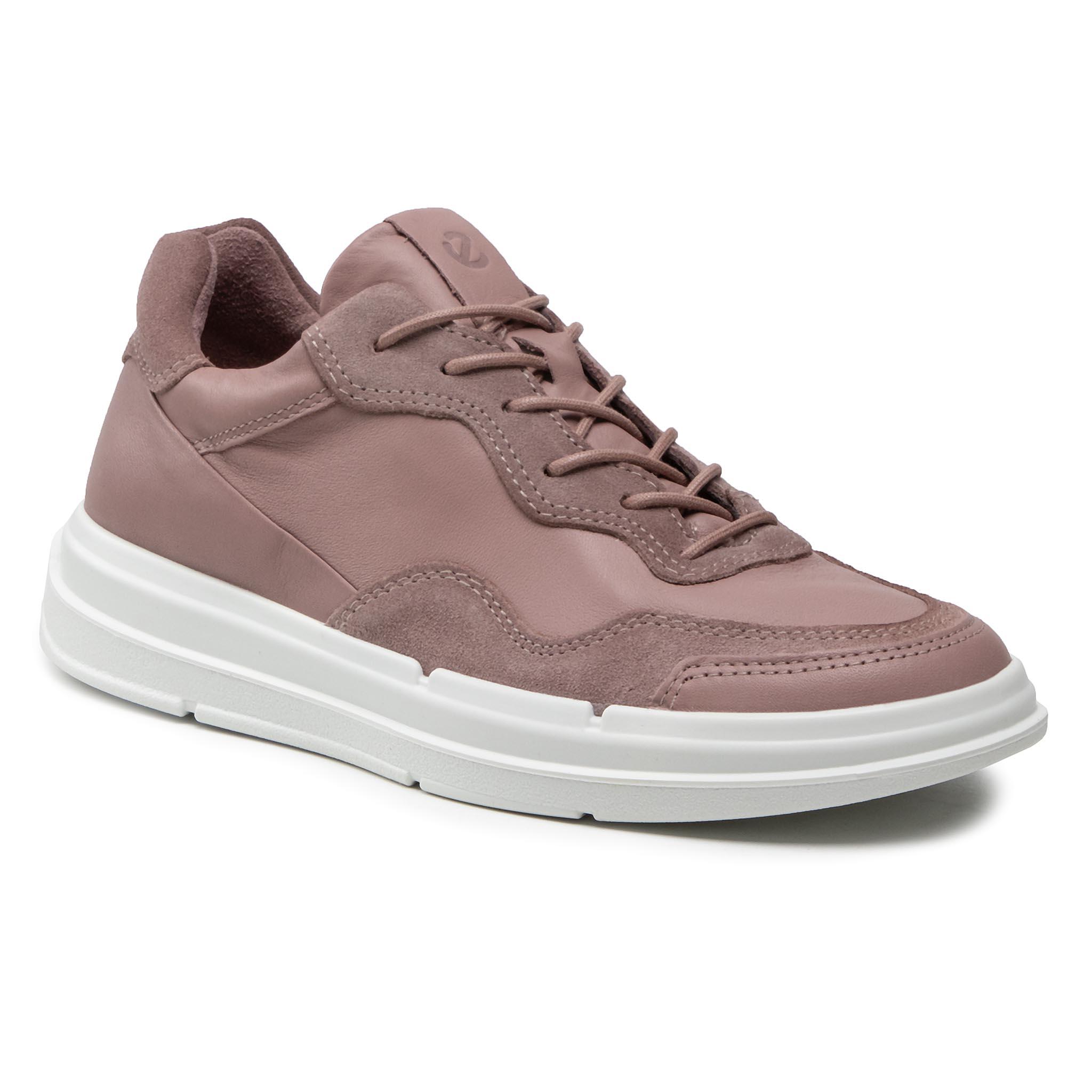 Sneakers ECCO - Soft X W 42040356878  Woodrose/Woodrose
