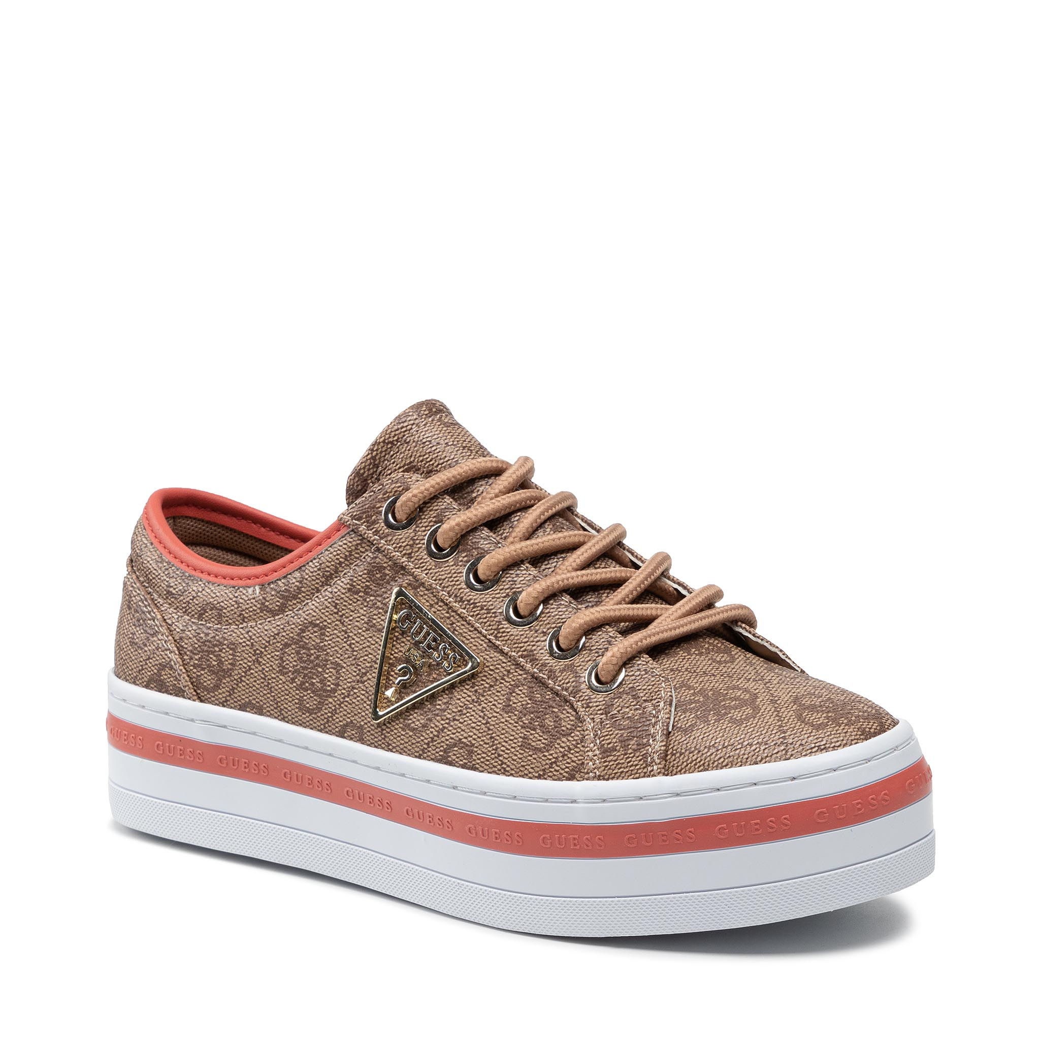 Sneakers GUESS - Bhania FL7BHA FAL12 BEIBR