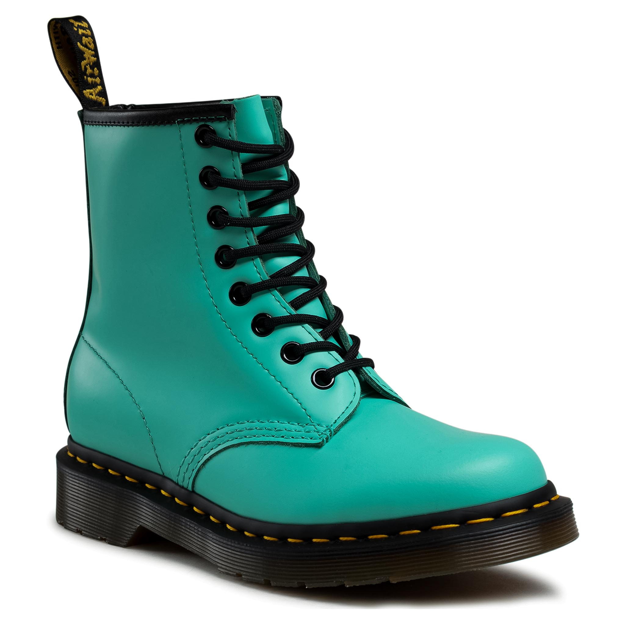Image of Anfibi DR. MARTENS - 1460 26069983 Peppermint Green