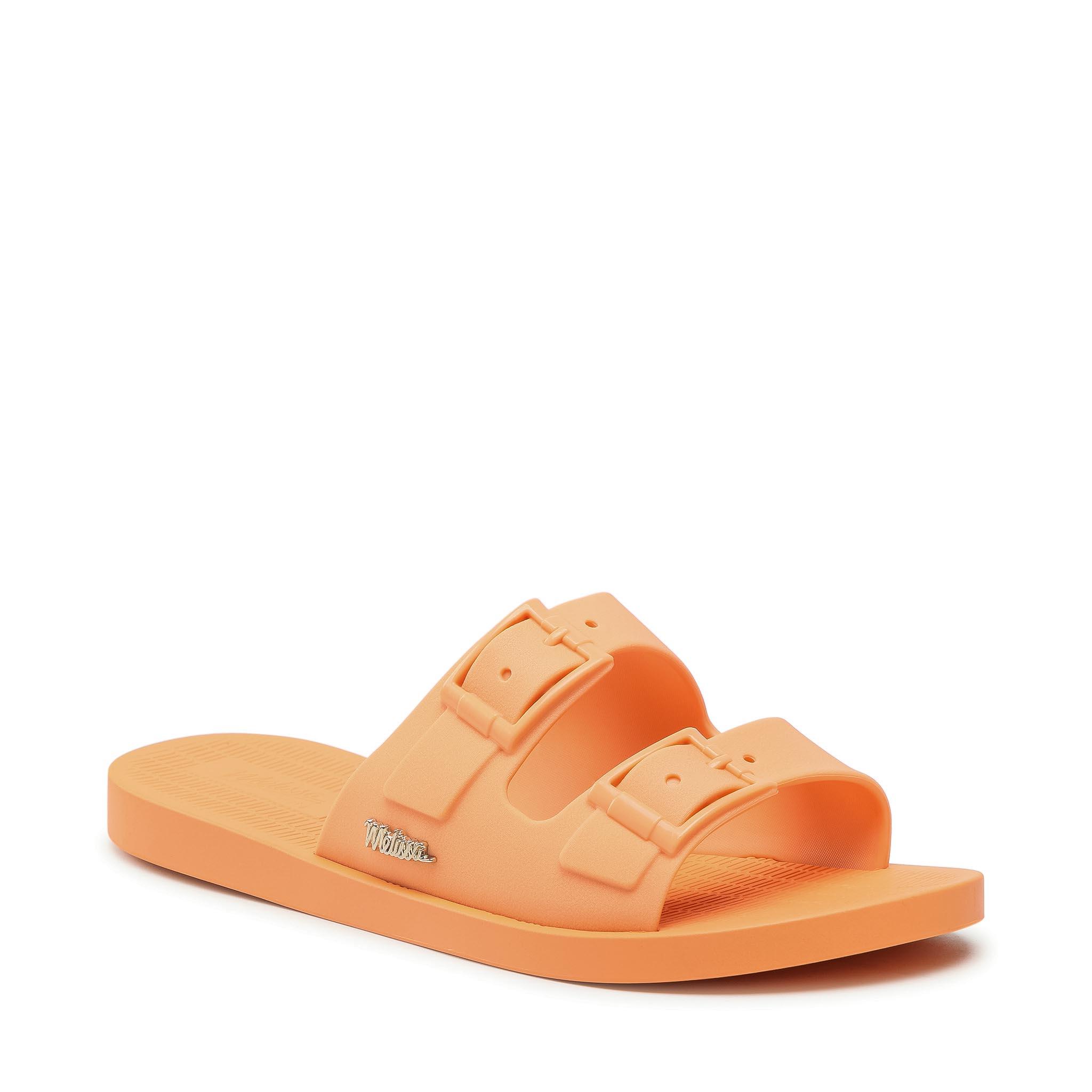 Ciabatte MELISSA - Sun Opotunideade Birke 33496 Orange 52167