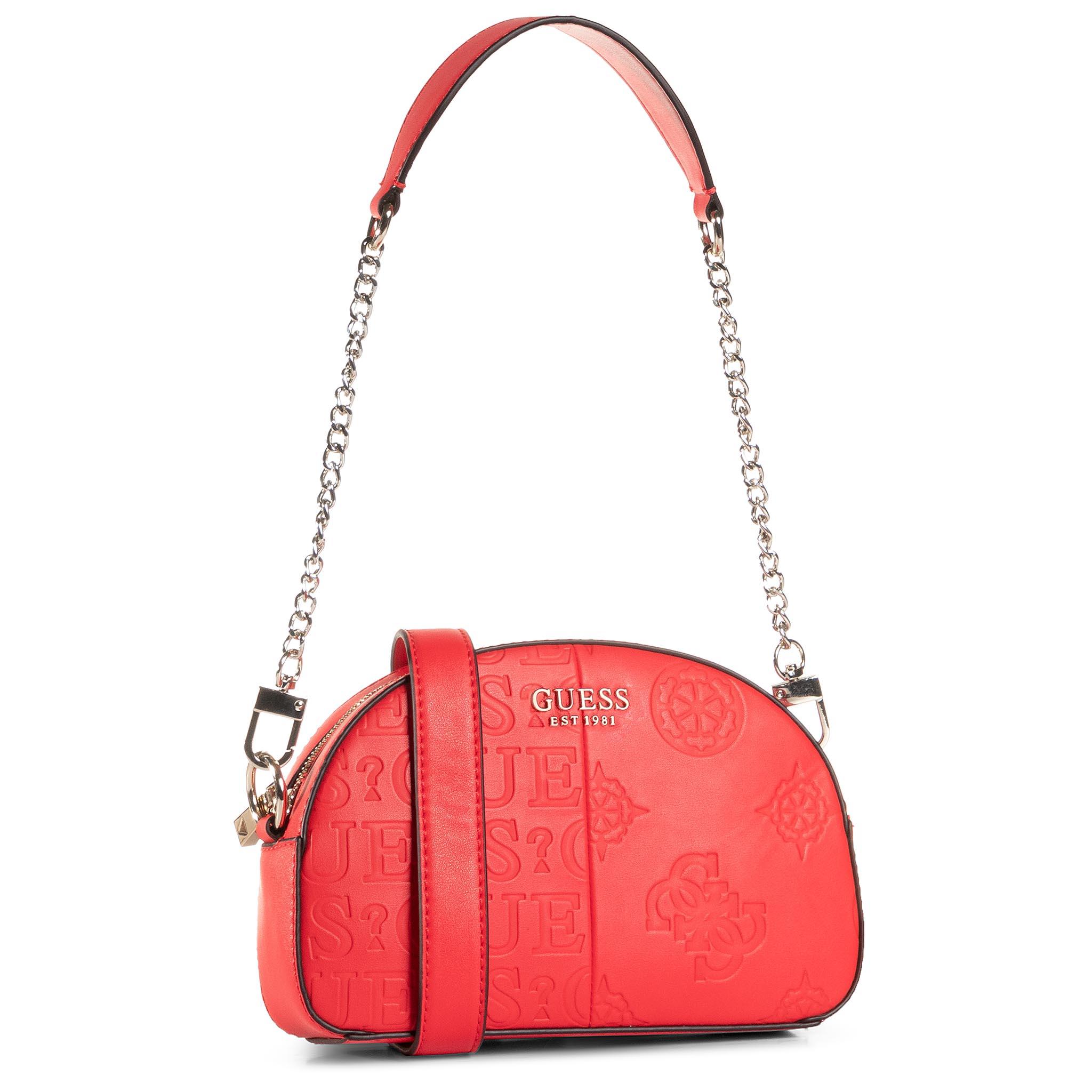 Borsetta GUESS - Kaylyn (SG) Mini HWSG77 47690 Red