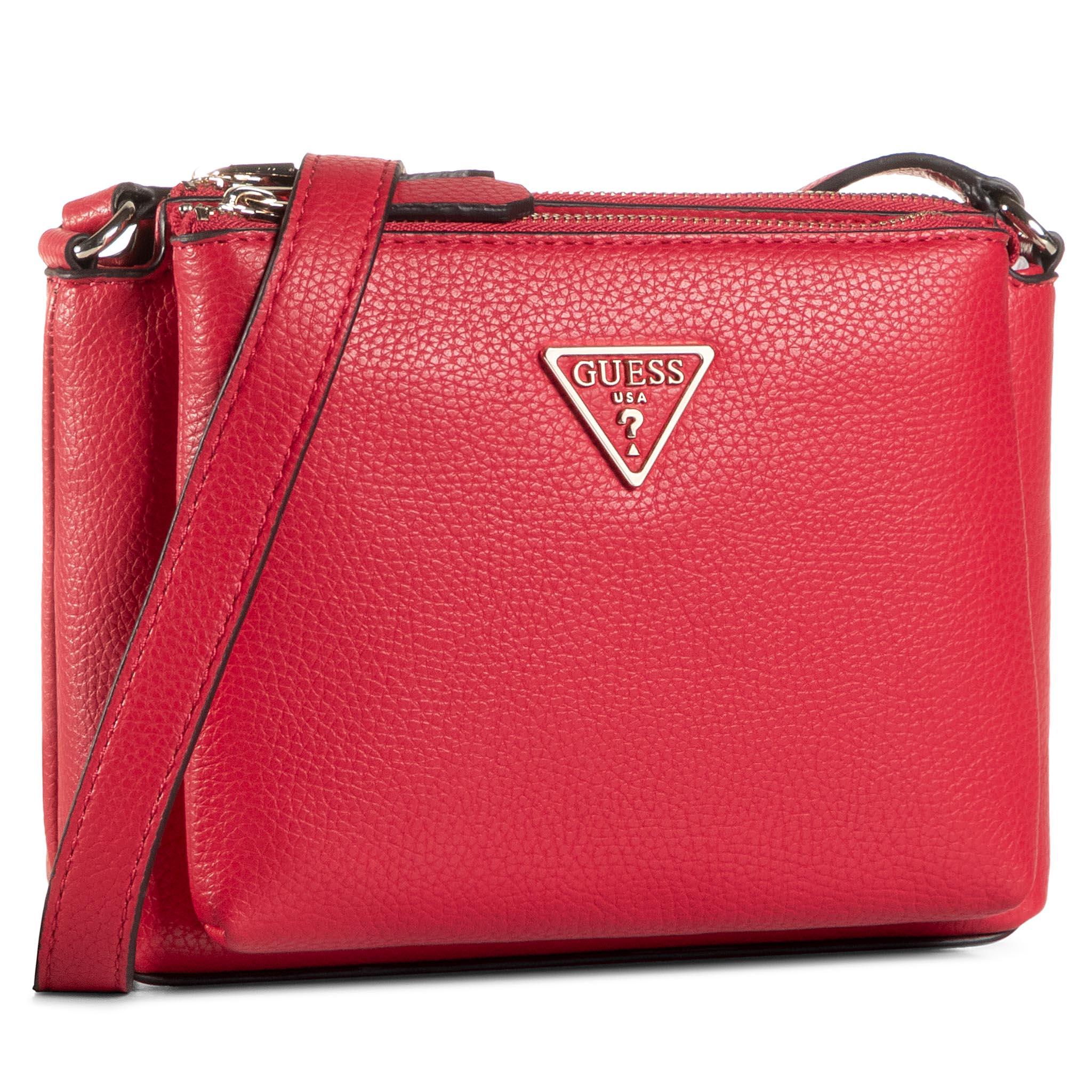 Borsetta GUESS - Becca (VG) Mini HWVG77 42690 RED