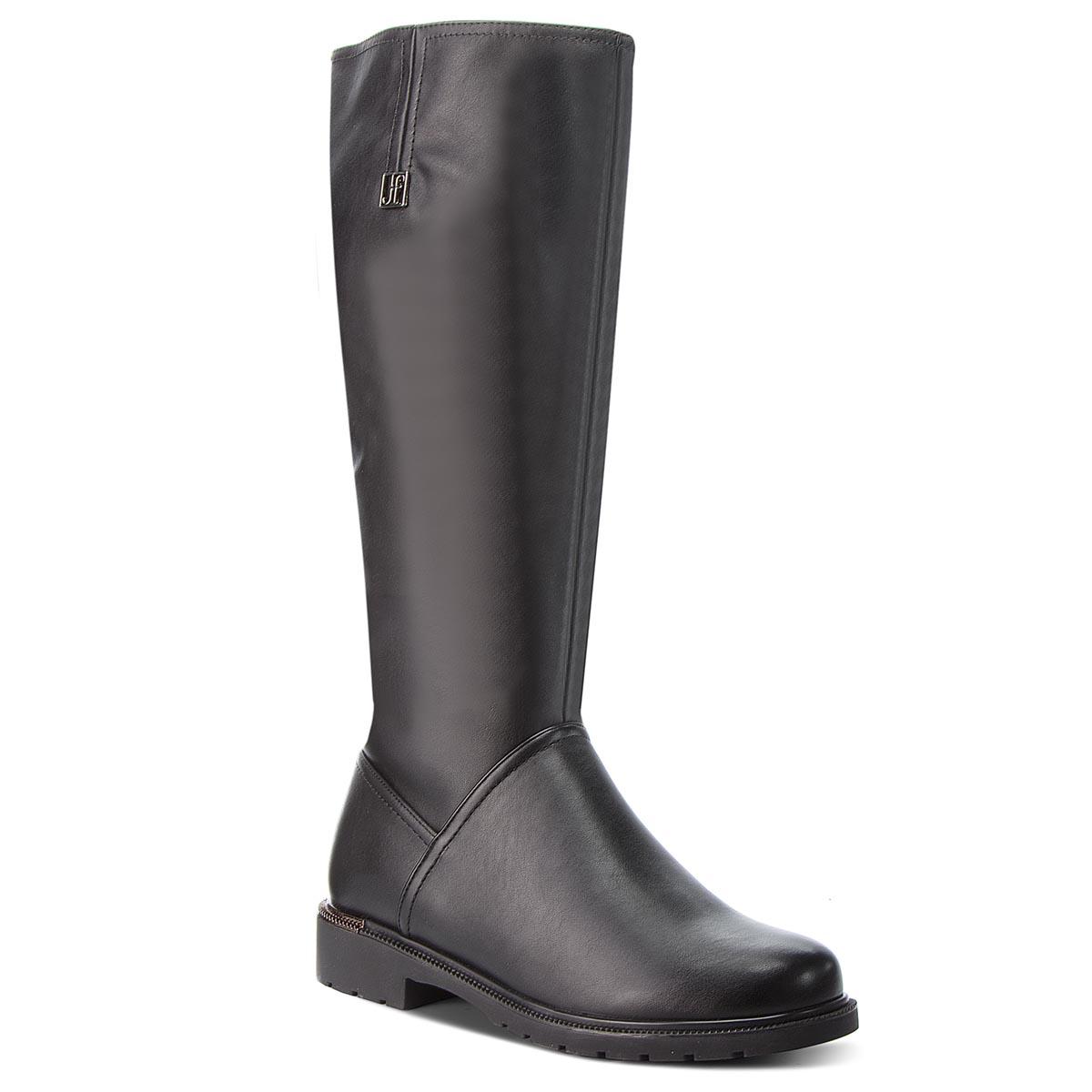Stivali al ginocchio JENNY FAIRY - SWYL1017A-4 Black