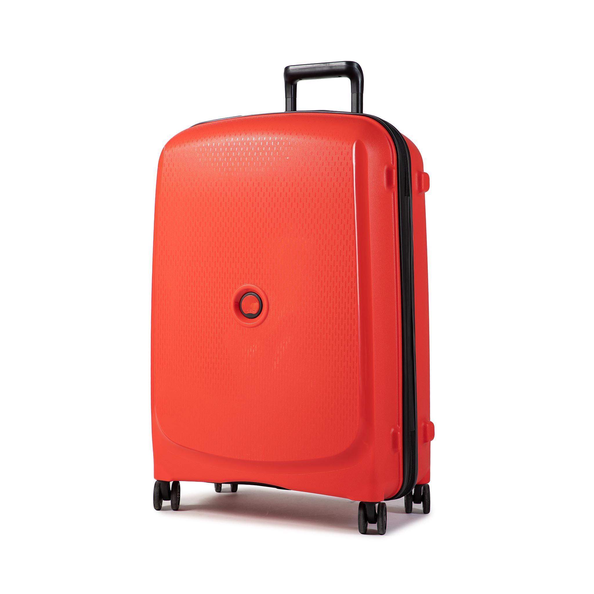 Valigia rigida media DELSEY - Belmont Plus 00386181634 Faded Red