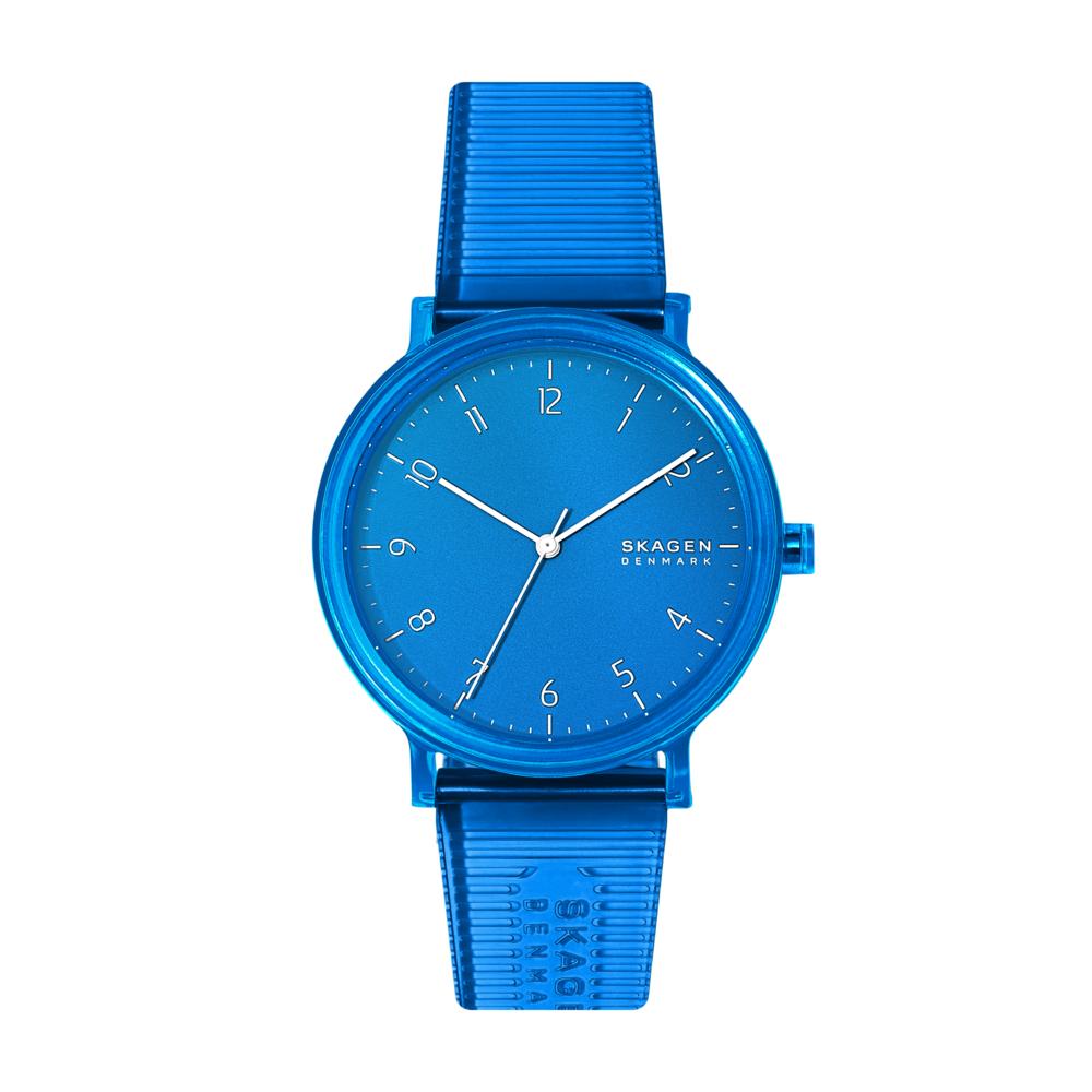 Image of Orologio SKAGEN - Aaren SKW6602 Blue/Blue