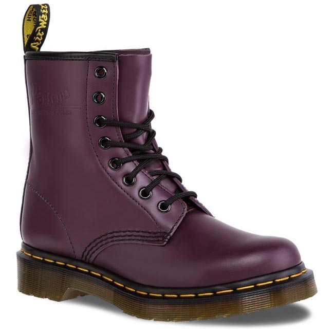Image of Anfibi DR. MARTENS - 1460 10072501/11821500 Purple